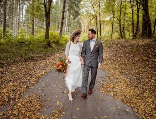 Style Shoot: Herbstzauber-Hochzeit