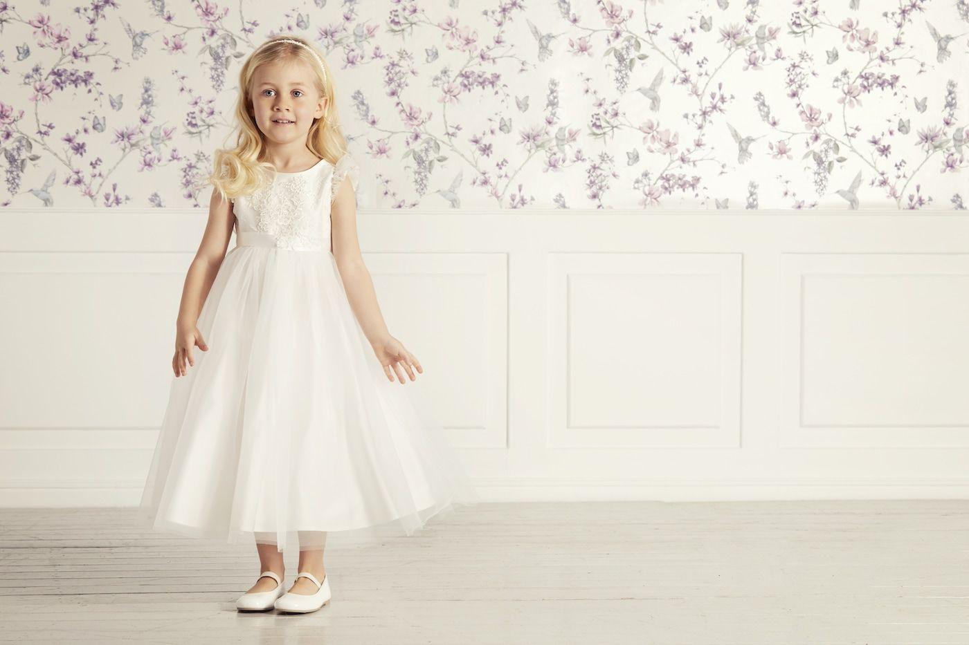 Kinderkleid von LILLY Modell 08-408