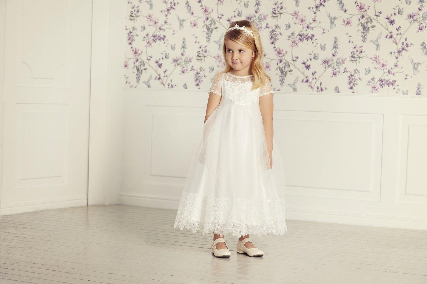 Kinderkleid von LILLY Modell 08-409
