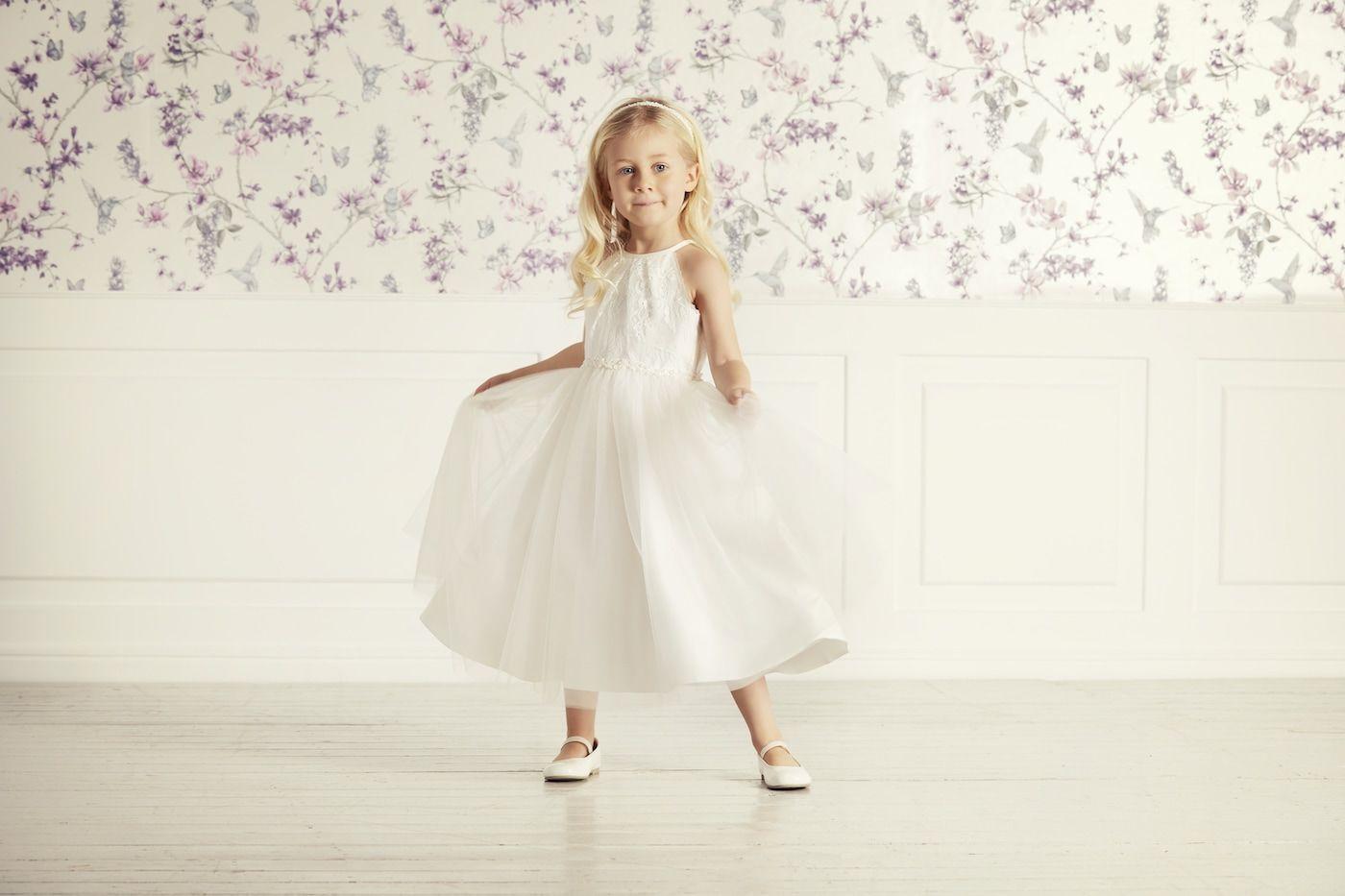 Kinderkleid von LILLY Modell 08-410