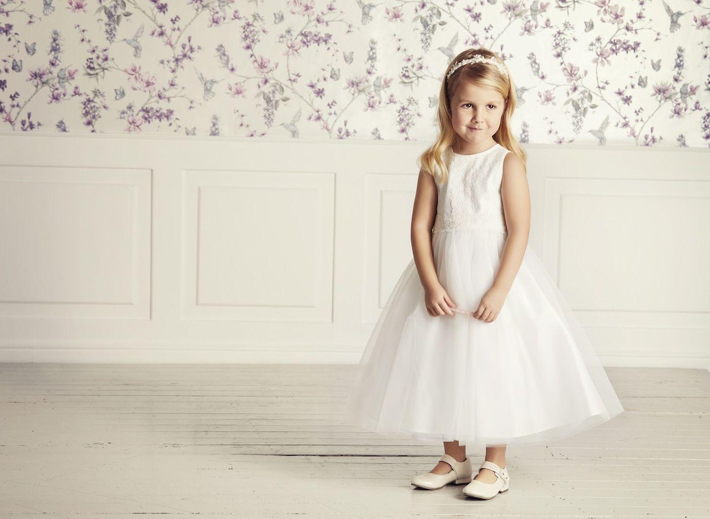 Kinderkleid von LILLY Modell 08-411