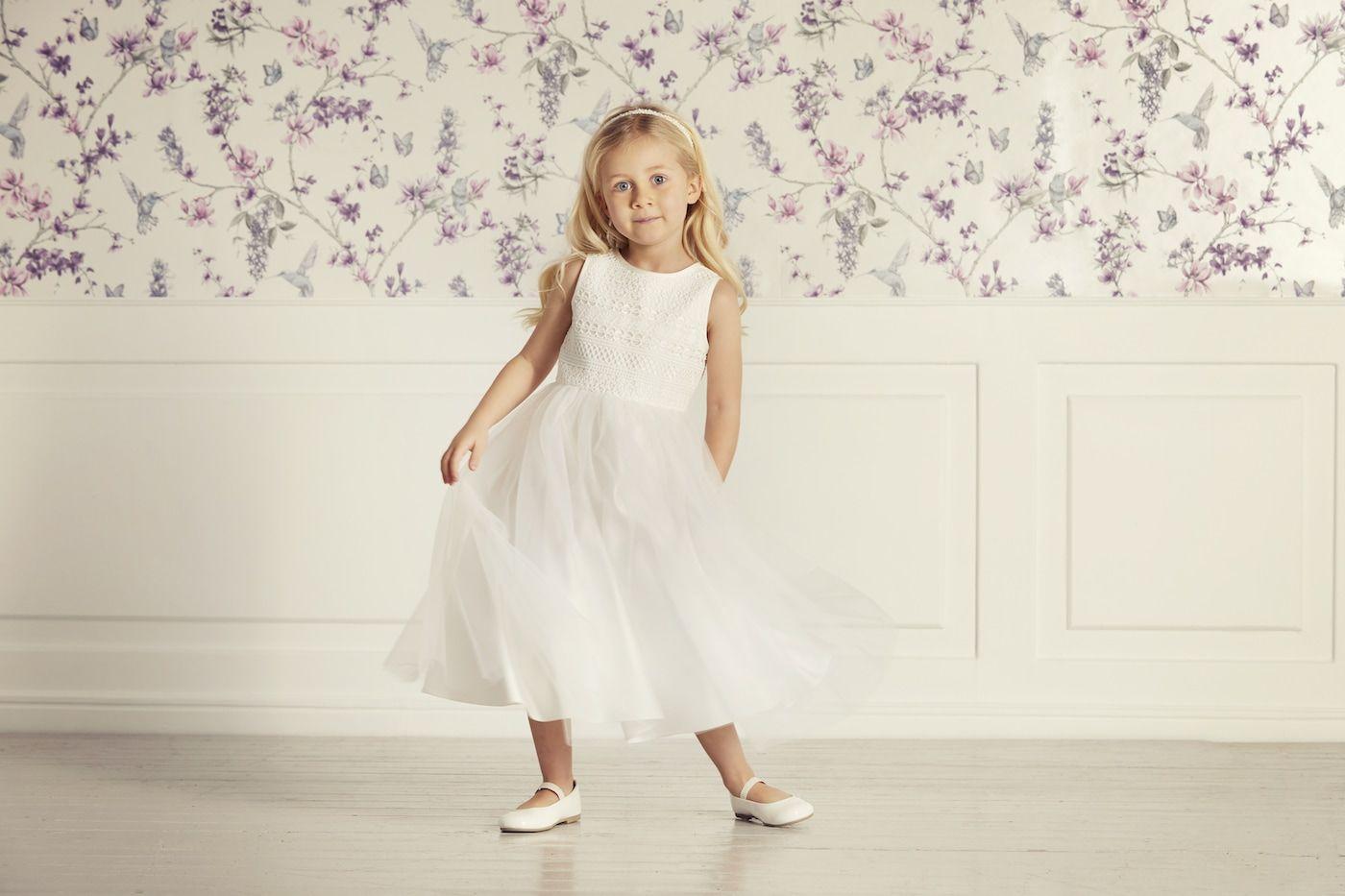Kinderkleid von LILLY Modell 08-412