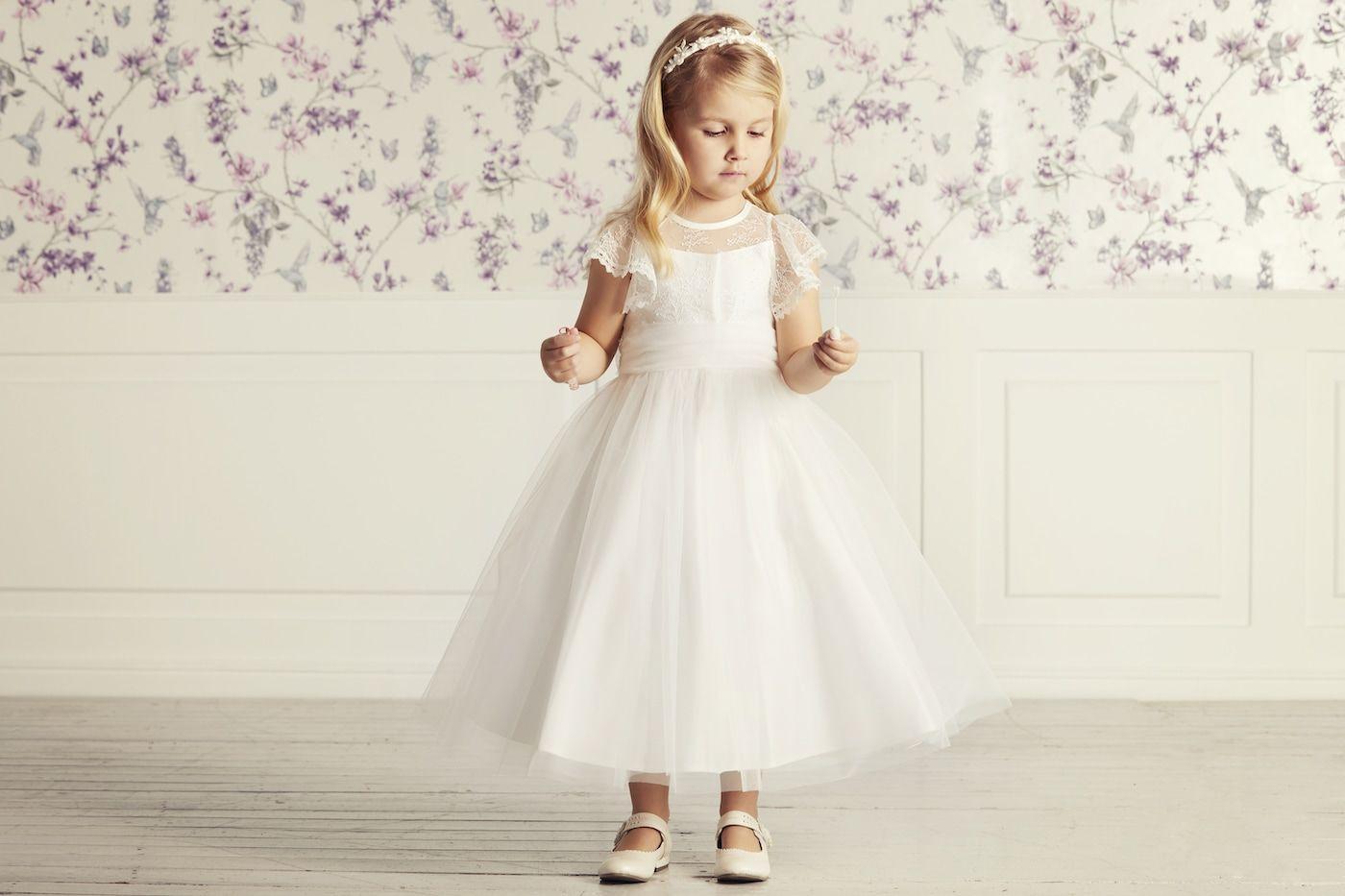 Kinderkleid von LILLY Modell 08-413