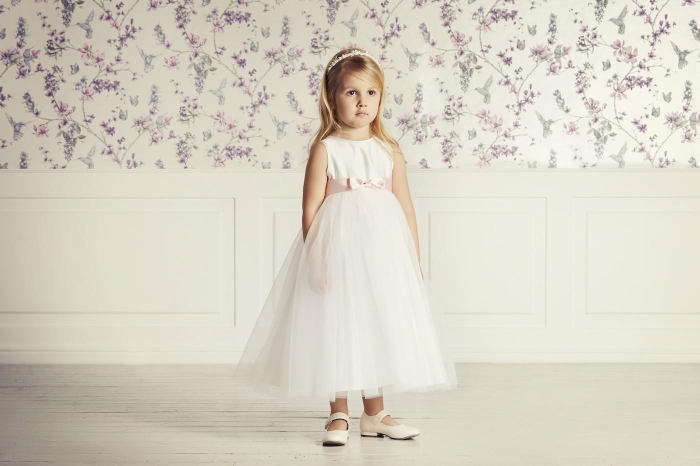 Kinderkleid von LILLY Modell 08-416