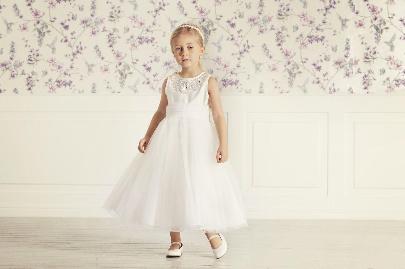 Kinderkleid von LILLY Modell 08-417
