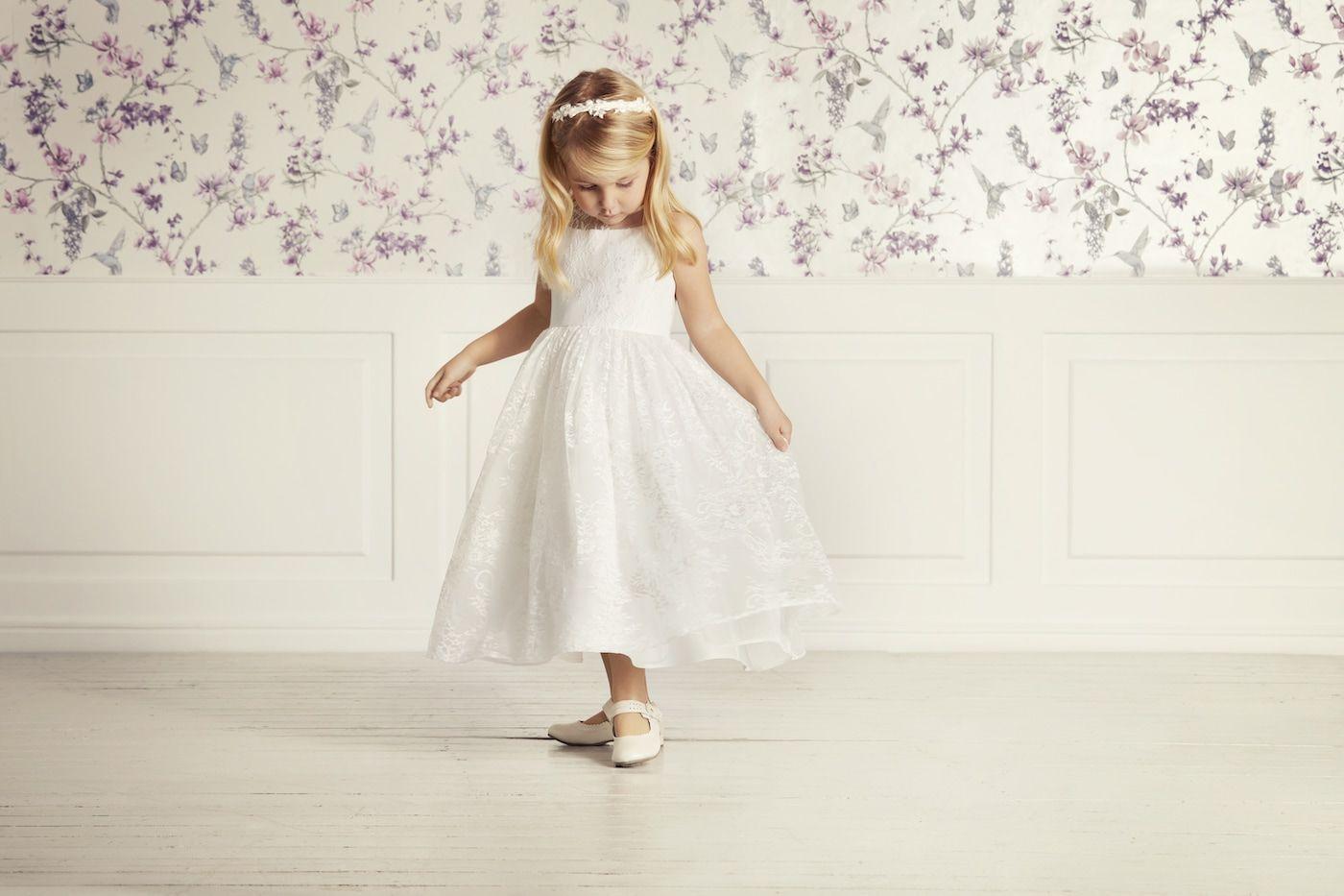 Kinderkleid von LILLY Modell 08-418