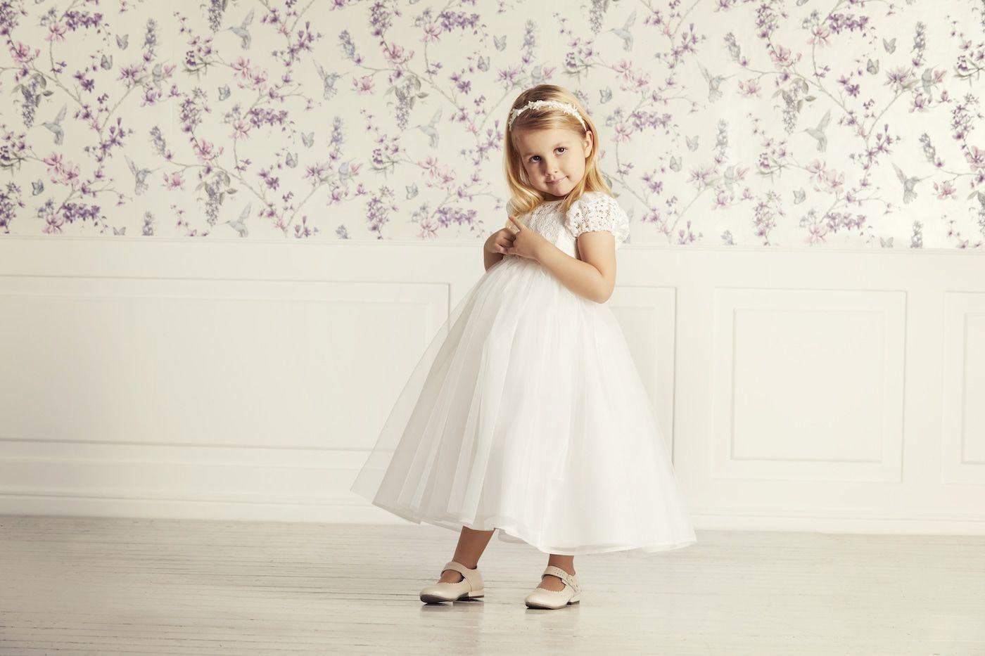 Kinderkleid von LILLY Modell 08-420