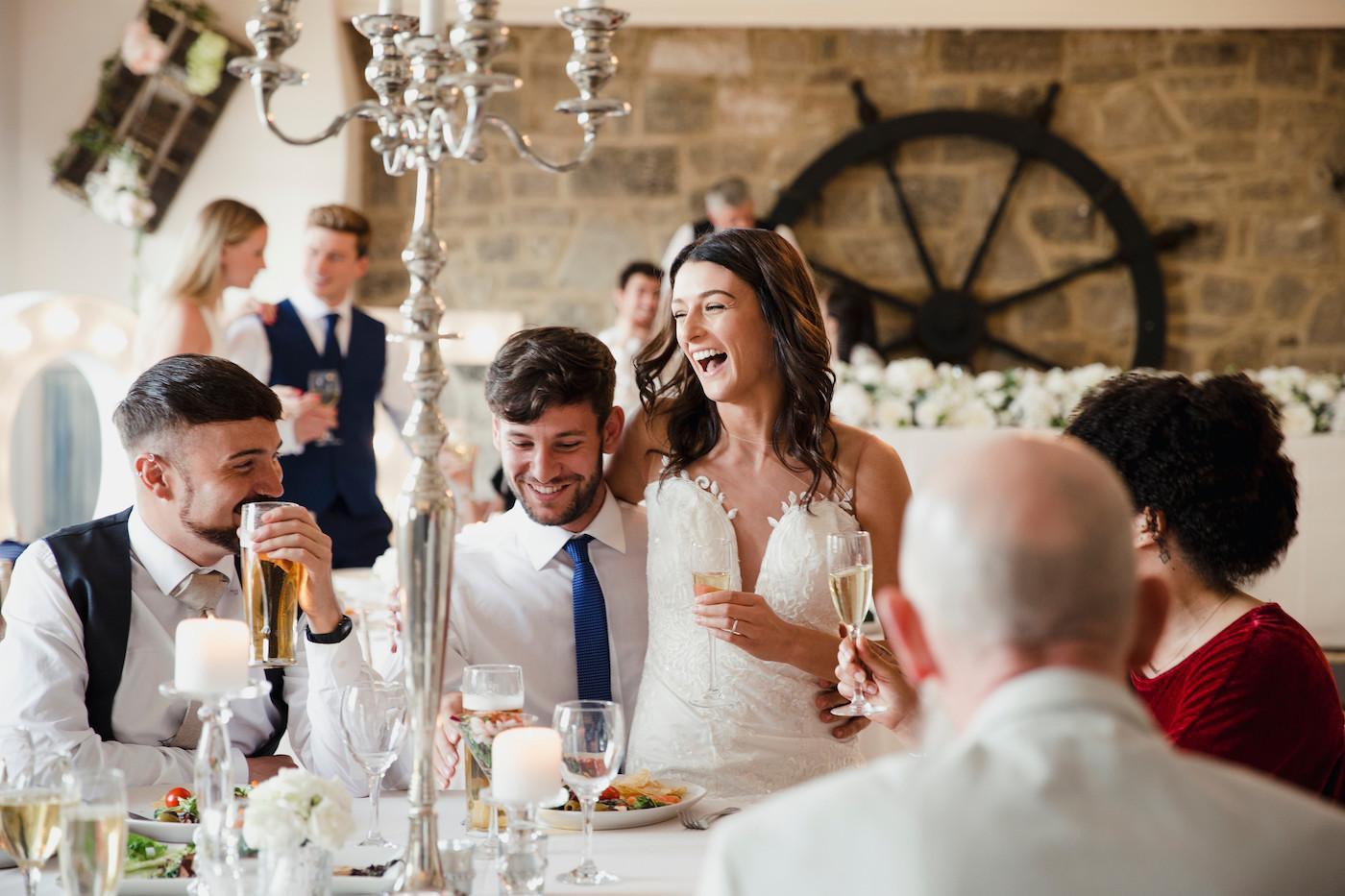 Sitzordnung auf der Hochzeit