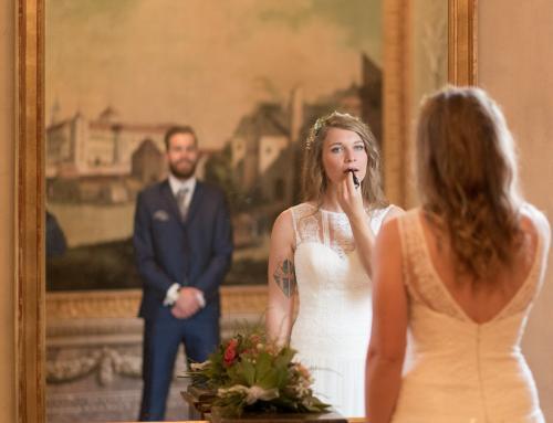 After Wedding Shooting im Schloss Lamberg