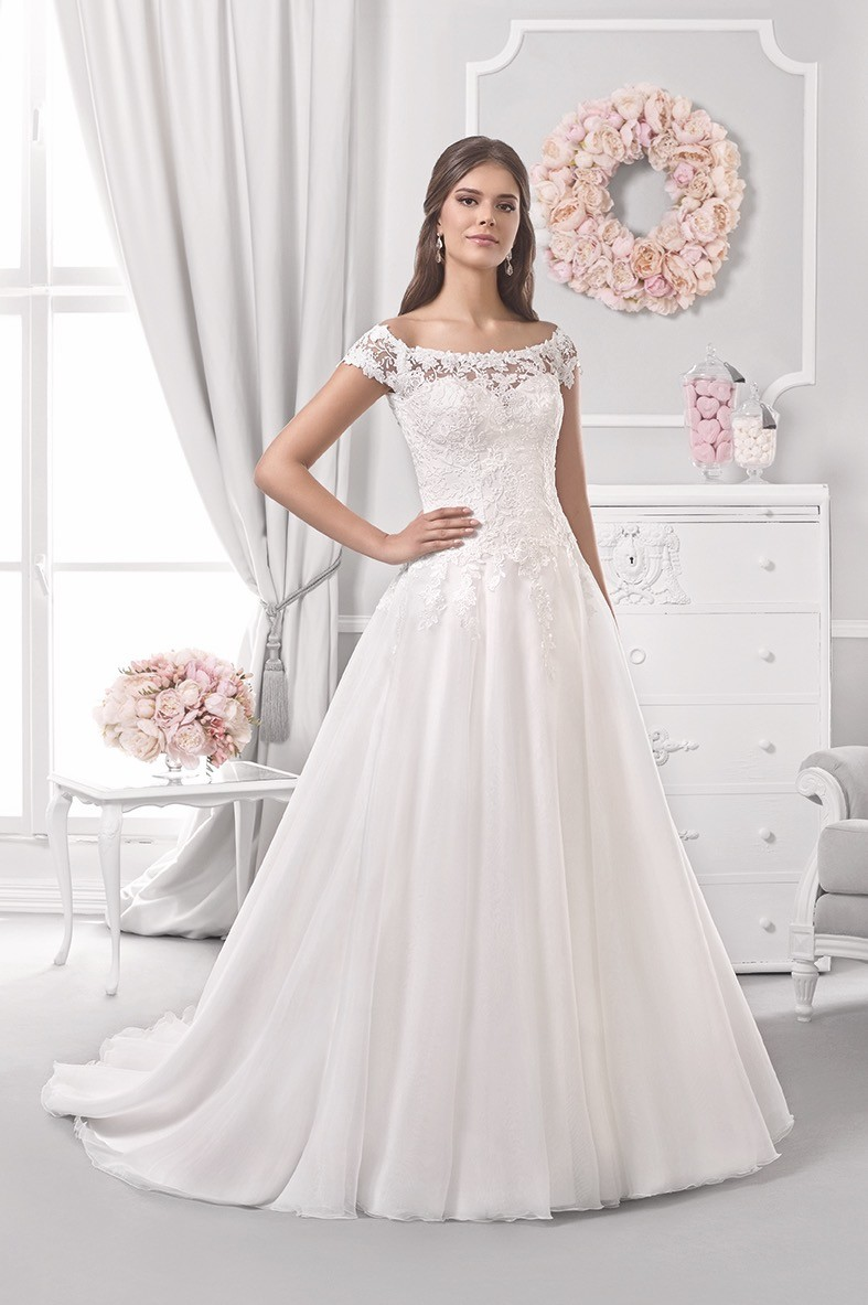 Brautkleid-Modell KA 18111T von Agnes Bridal Dream by Mode de Pol