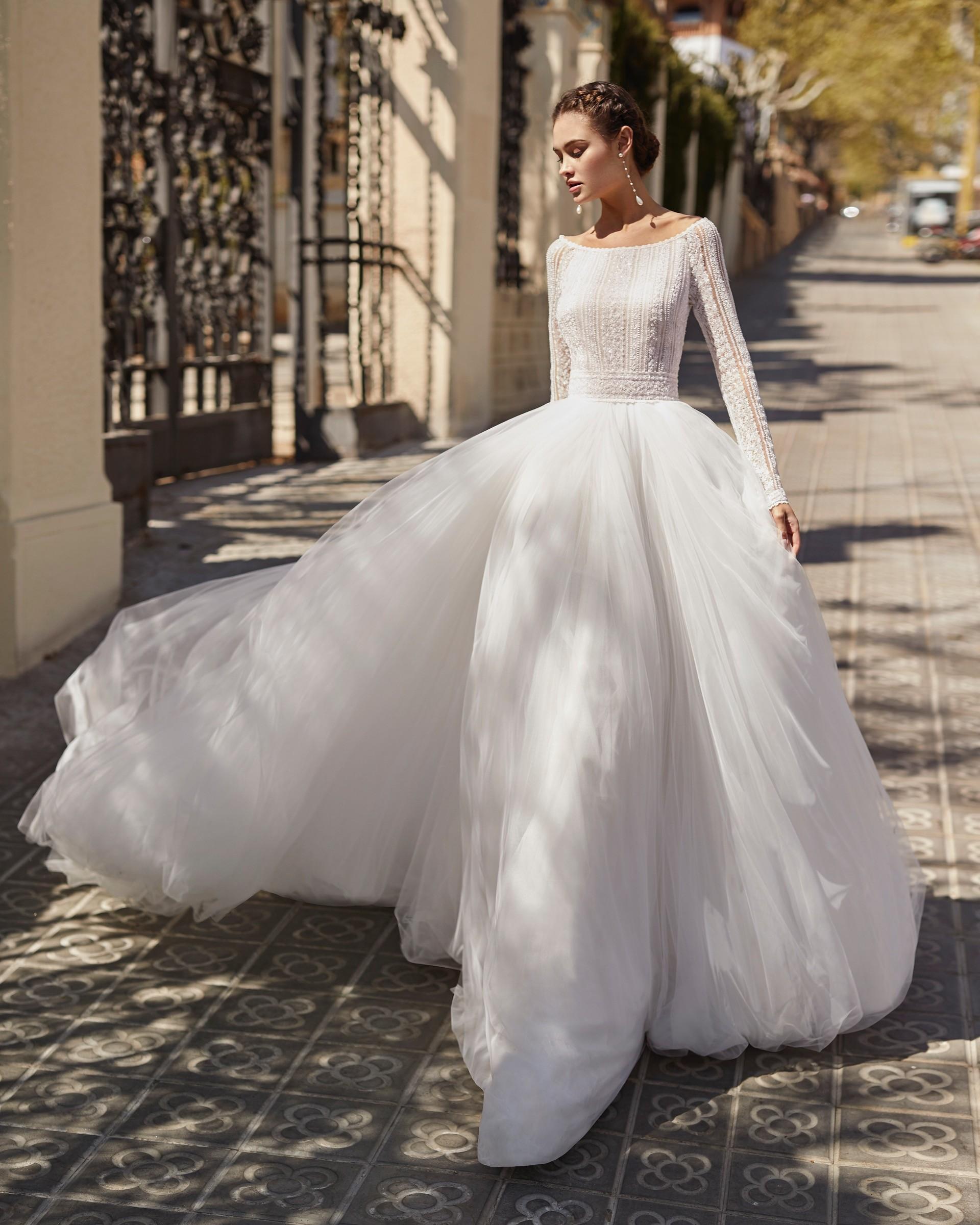 Brautkleider 17 I das sind die Trends der Desinger ❤️