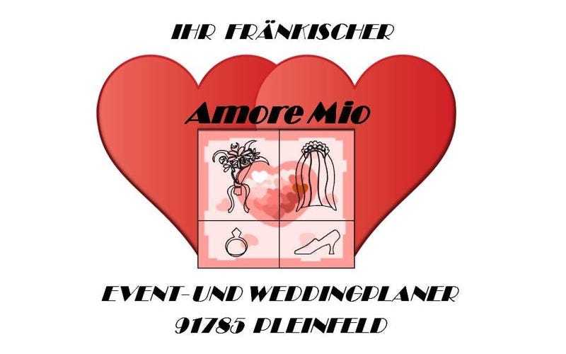 Amore Mio Event & Wedding Planer Logo