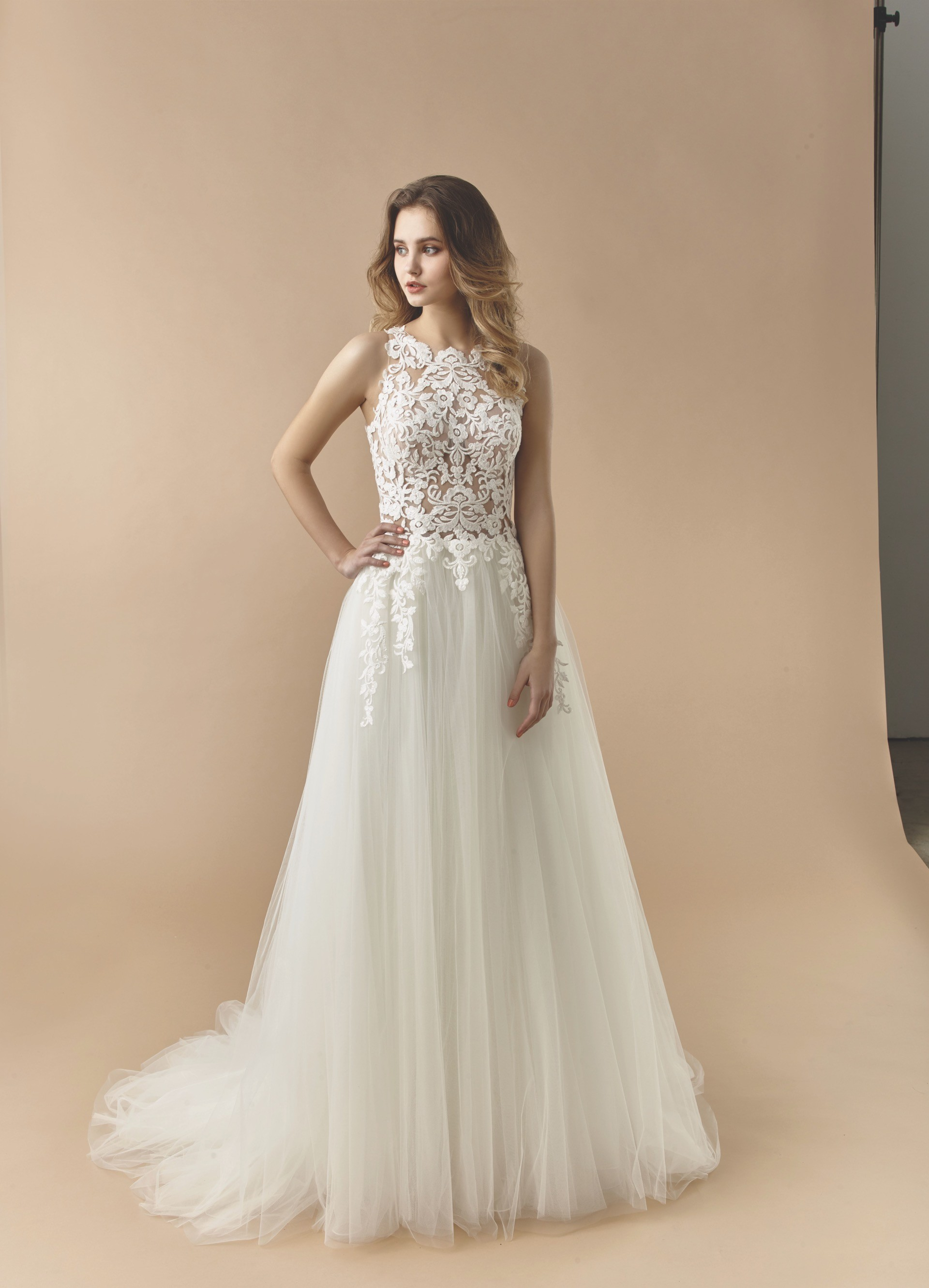 Brautkleid Modell BT 20-10 aus der Beautiful Bridal Kollektion 2020