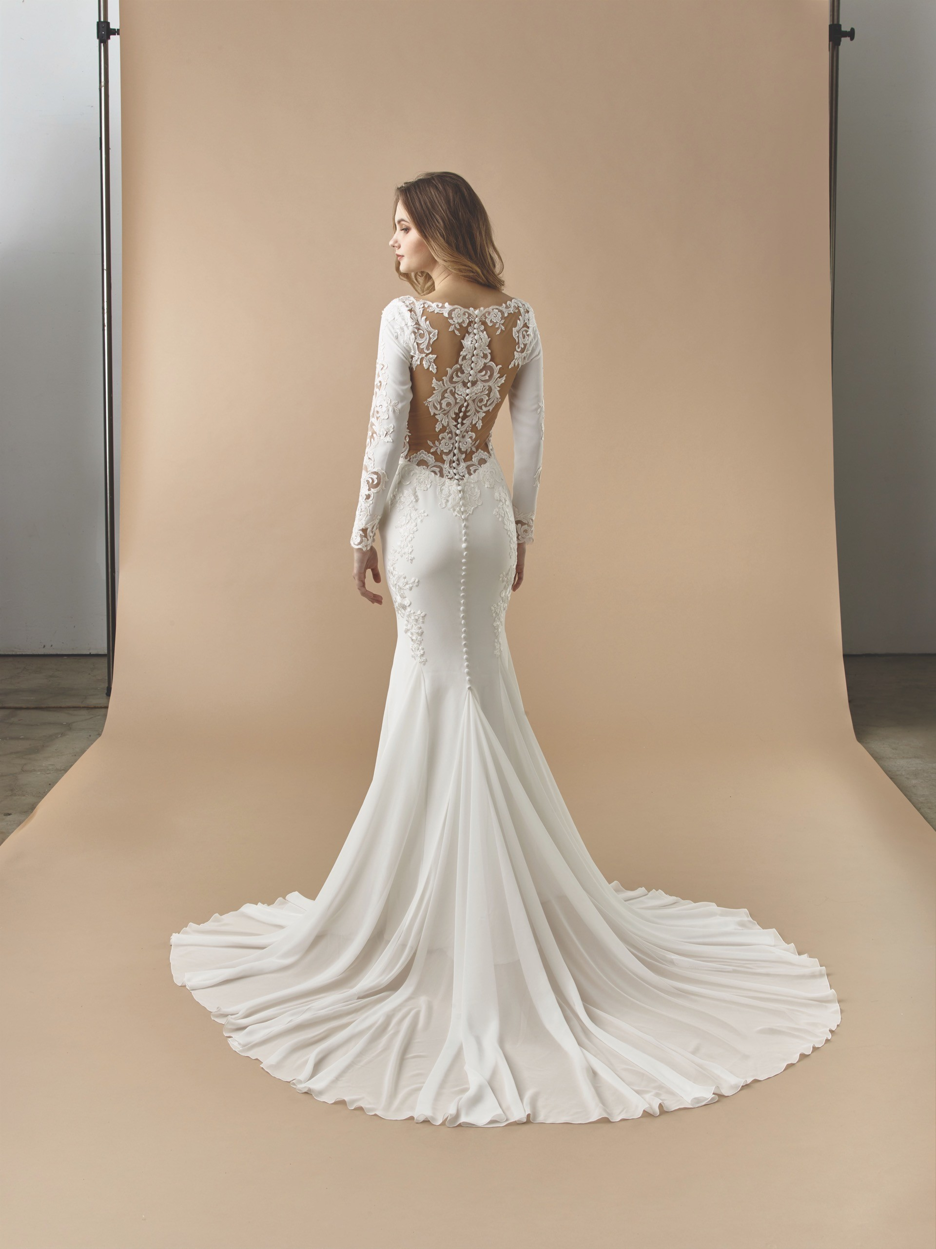 Brautkleid Modell BT 20-11 aus der Beautiful Bridal Kollektion 2020