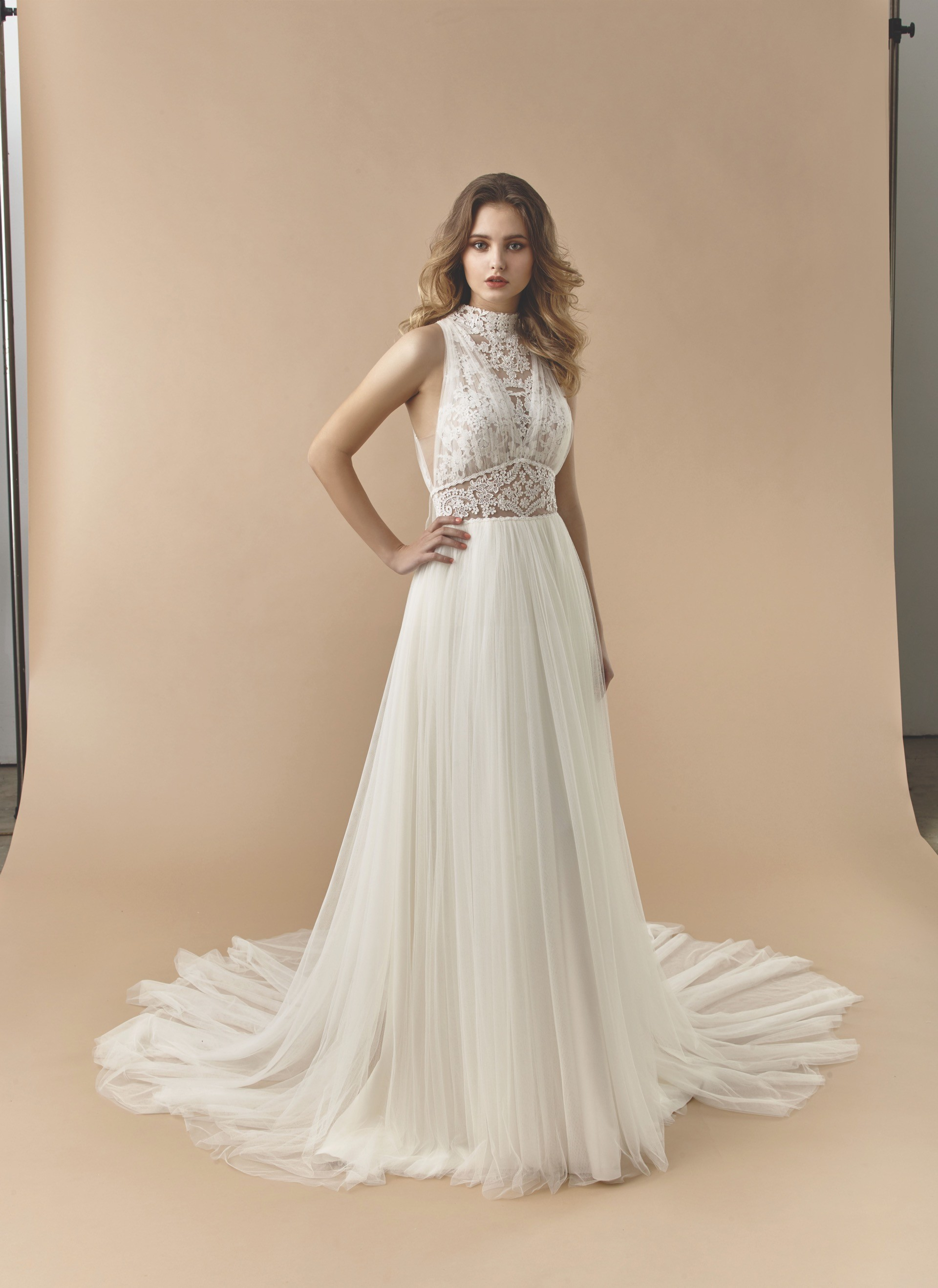 Brautkleid Modell BT 20-4 aus der Beautiful Bridal Kollektion 2020