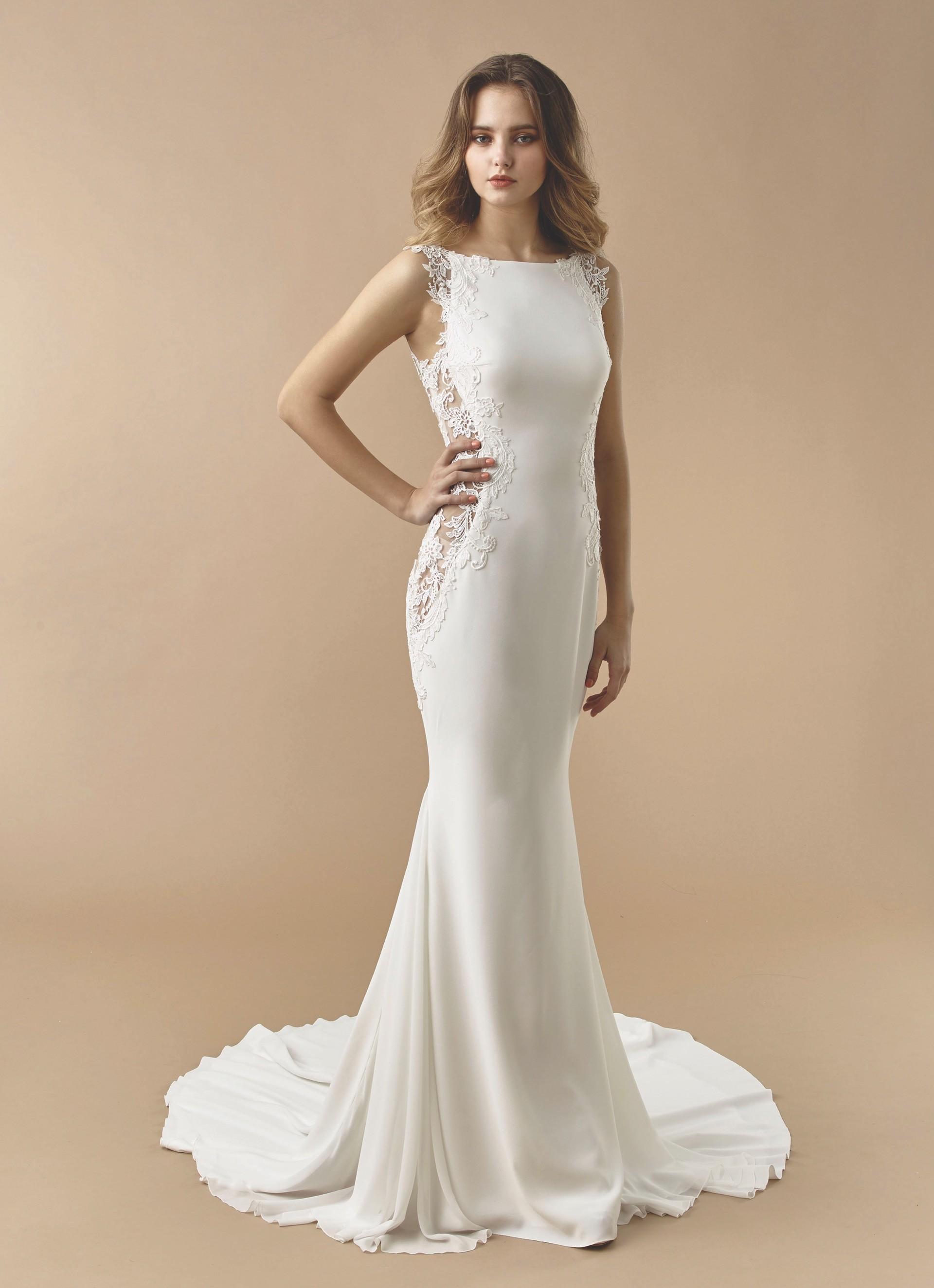 Brautkleid Modell BT20-19 von Beautiful Bridal