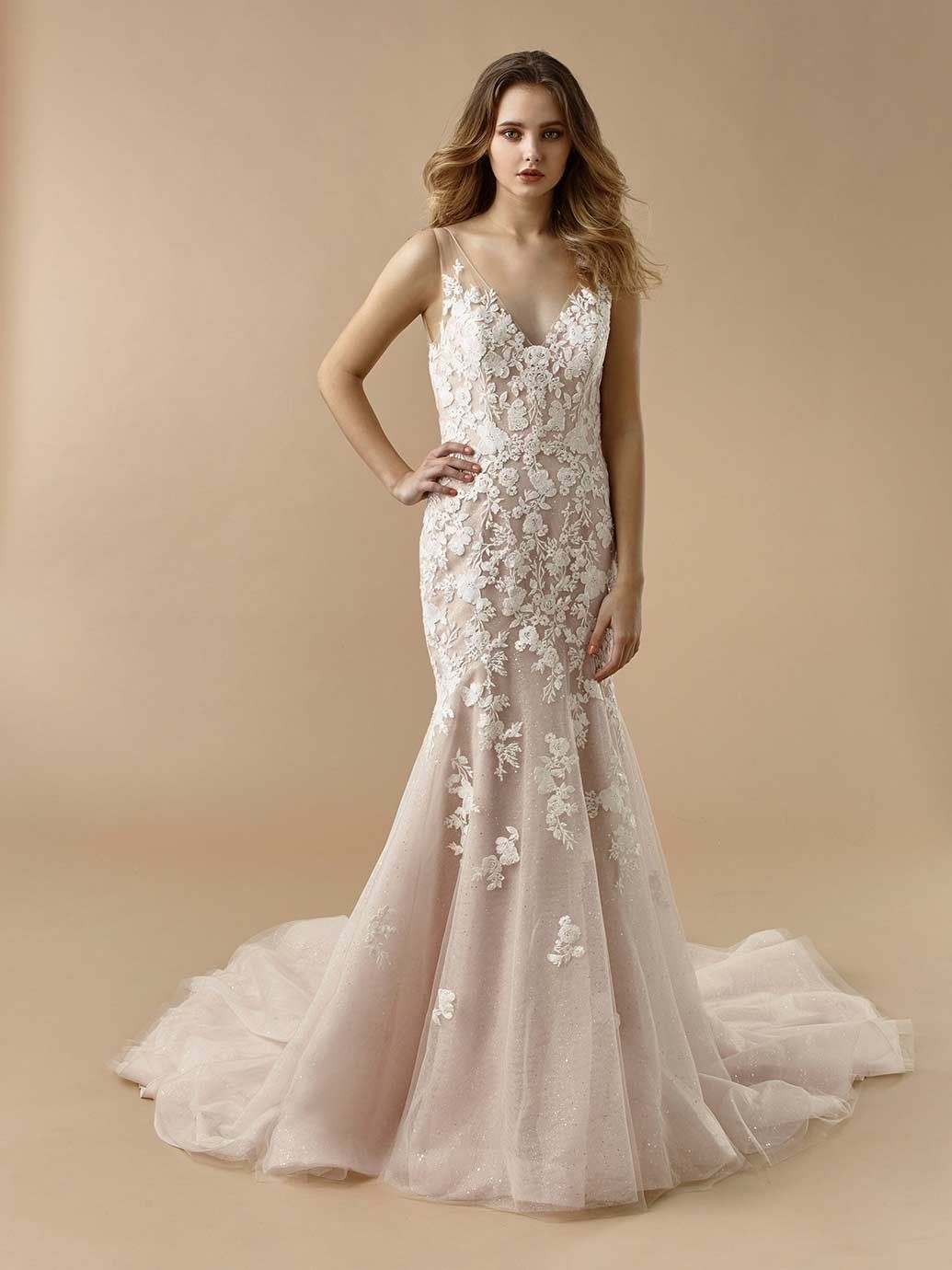 Brautkleid Modell BT20-01 aus der Beautiful Bridal Kollektion 2020