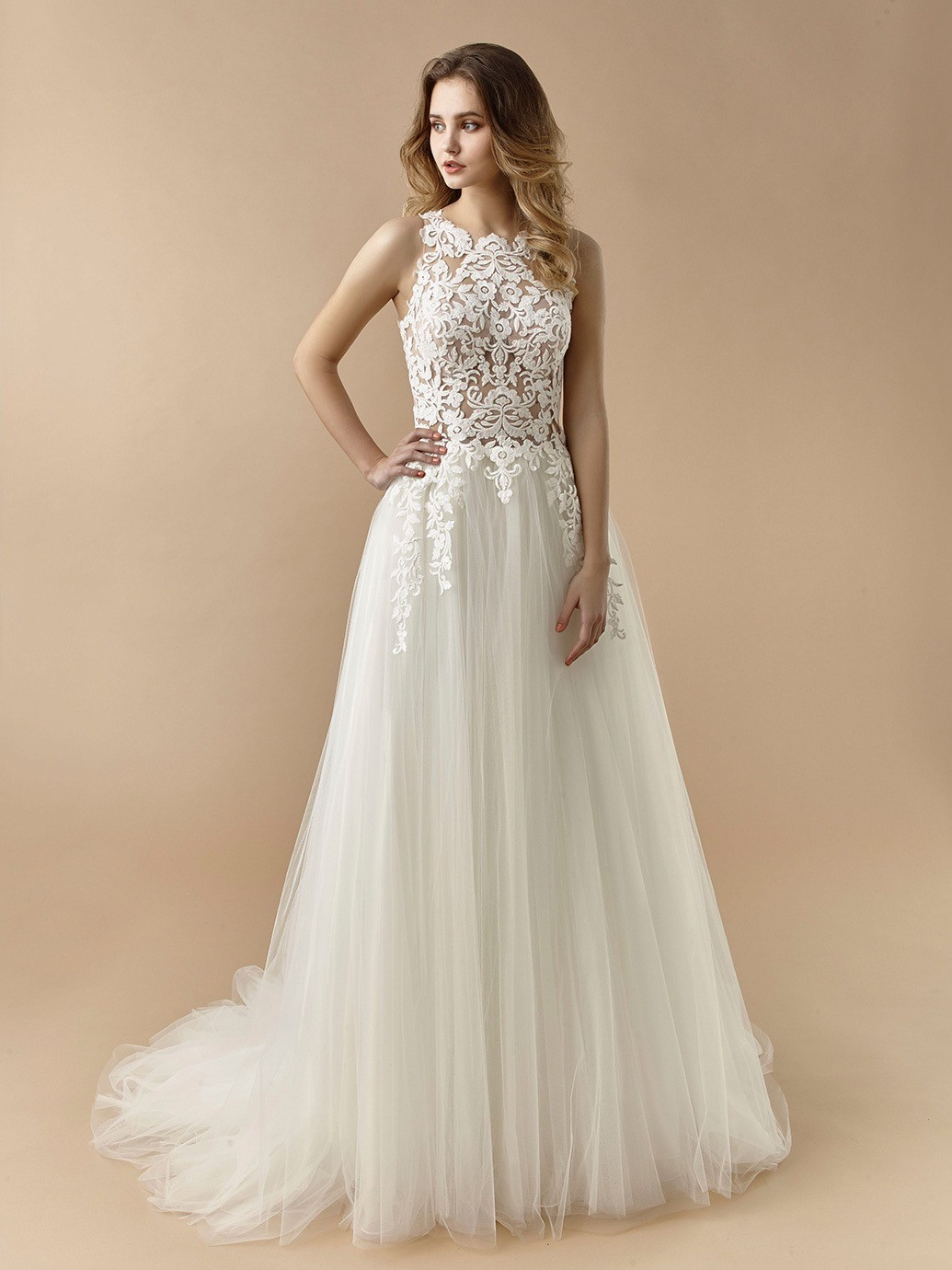 Brautkleid Modell BT20-10 aus der Beautiful Bridal Kollektion 2020