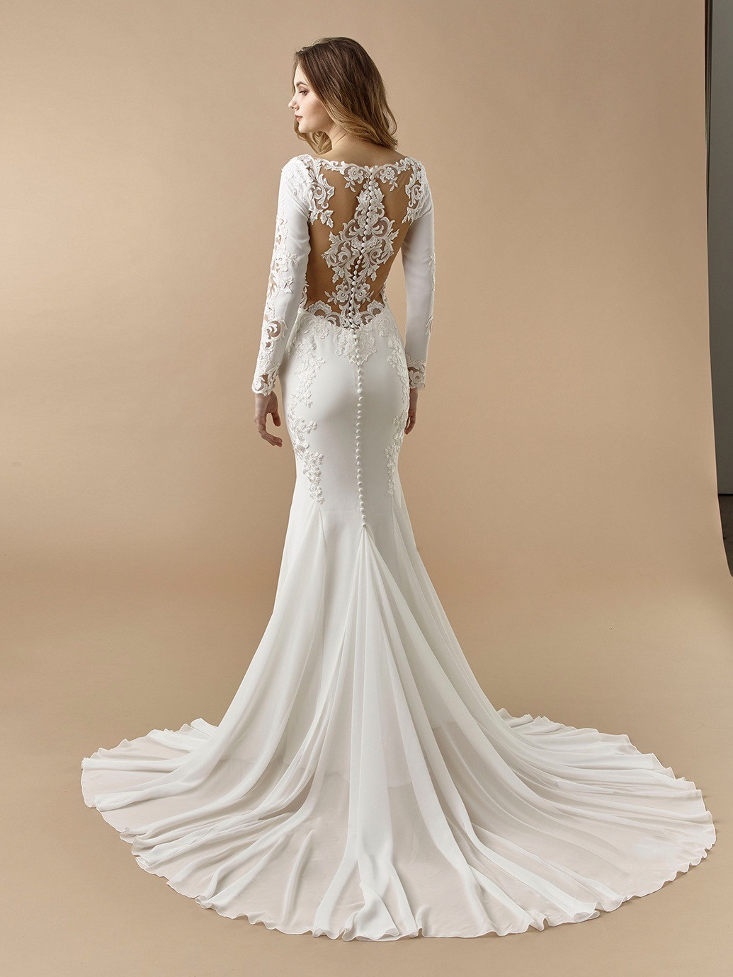 Brautkleid Modell BT20-11 aus der Beautiful Bridal Kollektion 2020