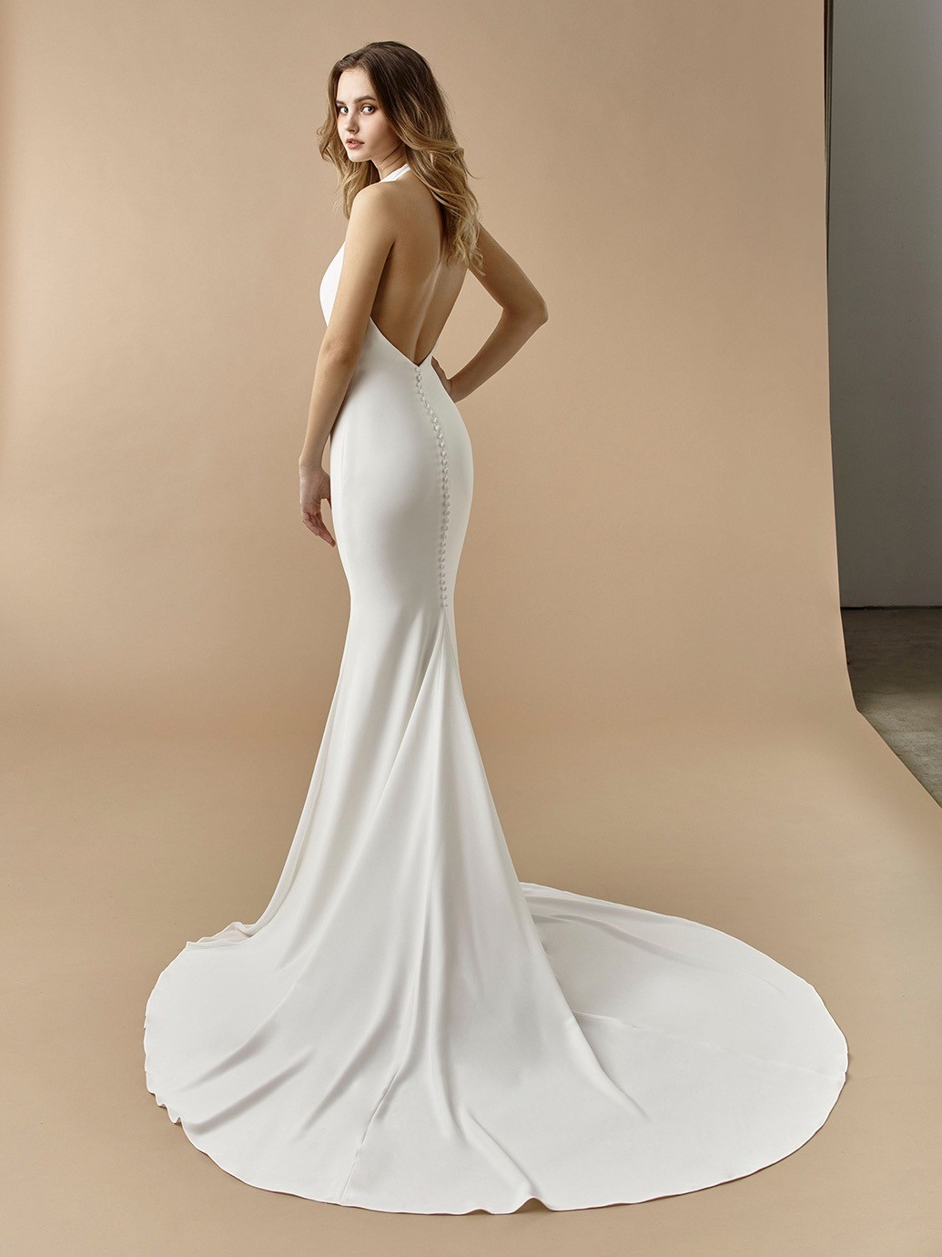Brautkleid Modell BT20-12 aus der Beautiful Bridal Kollektion 2020