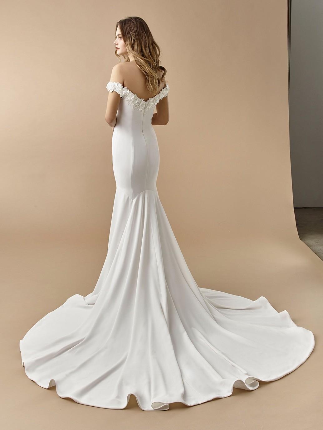 Brautkleid Modell BT20-14 aus der Beautiful Bridal Kollektion 2020