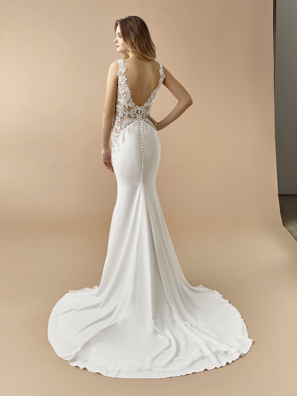 Brautkleid Modell BT20-19 aus der Beautiful Bridal Kollektion 2020