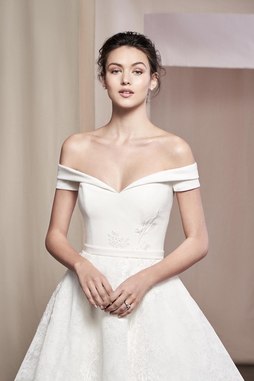 Alle Brautkleider Ausschnitt-Formen I Tipps & Figur-Empfehlungen