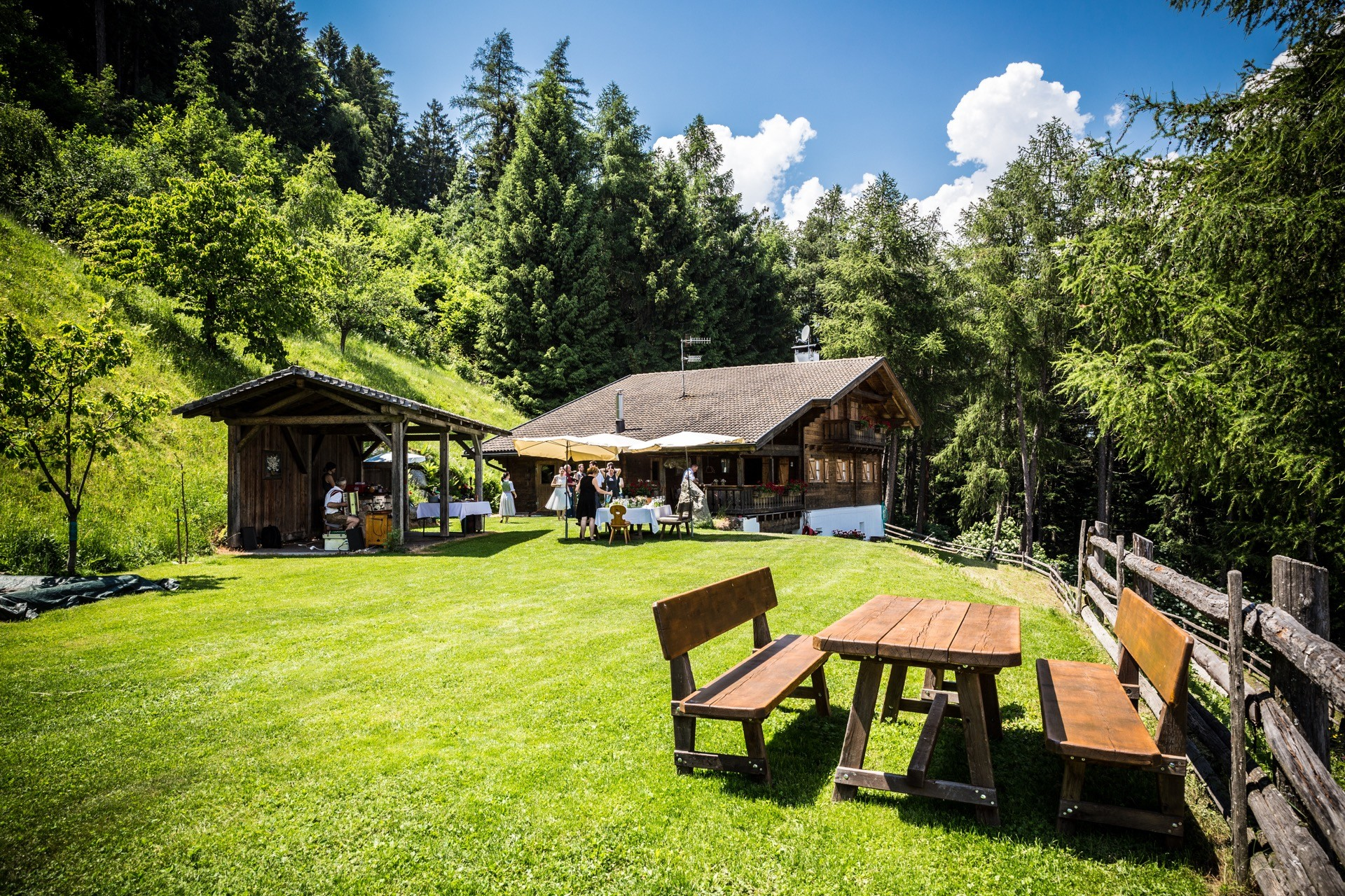 La Maiena Meran Resort in Südtirol