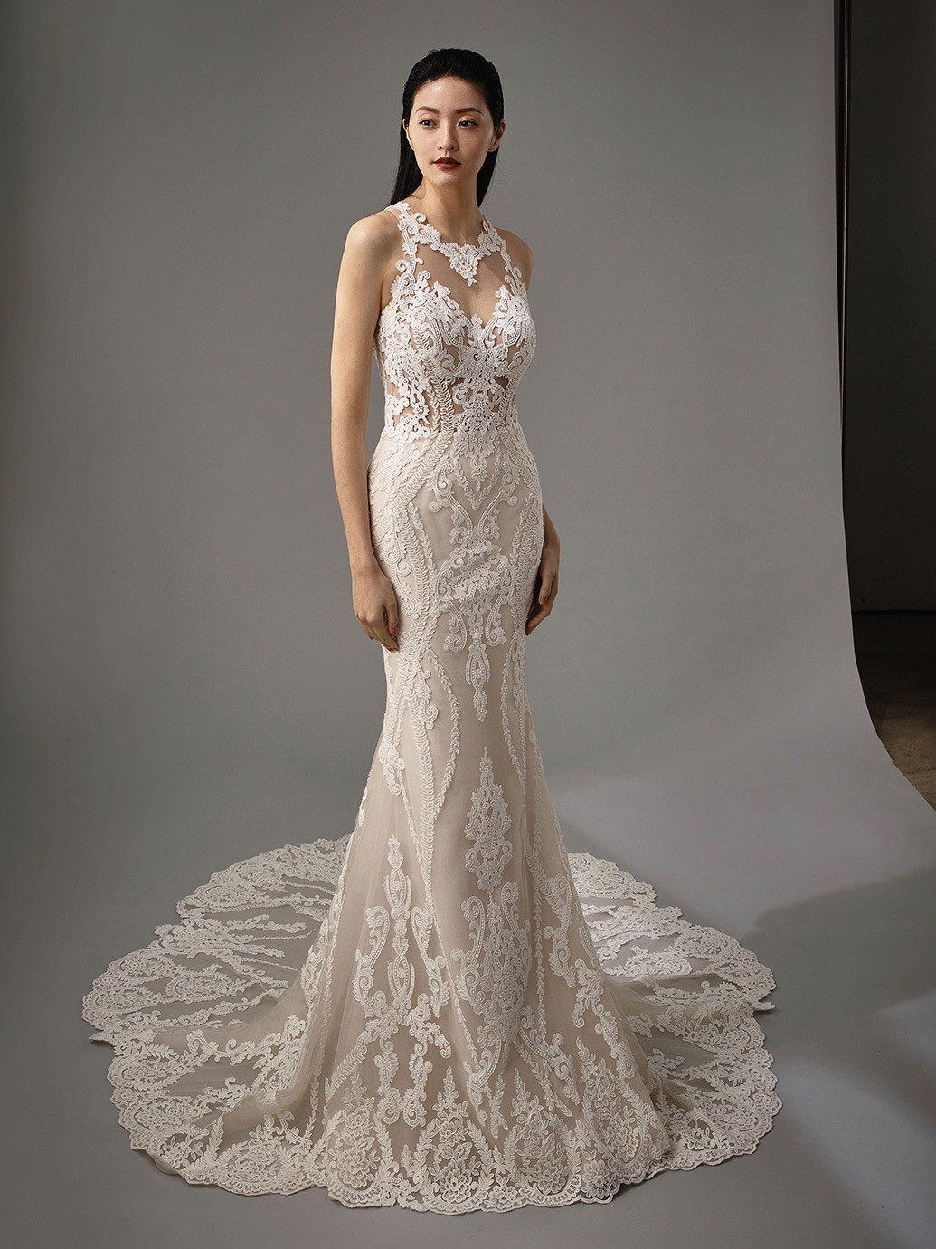 Brautkleid Modell Marci aus der Blue by Enzoani Kollektion 2020