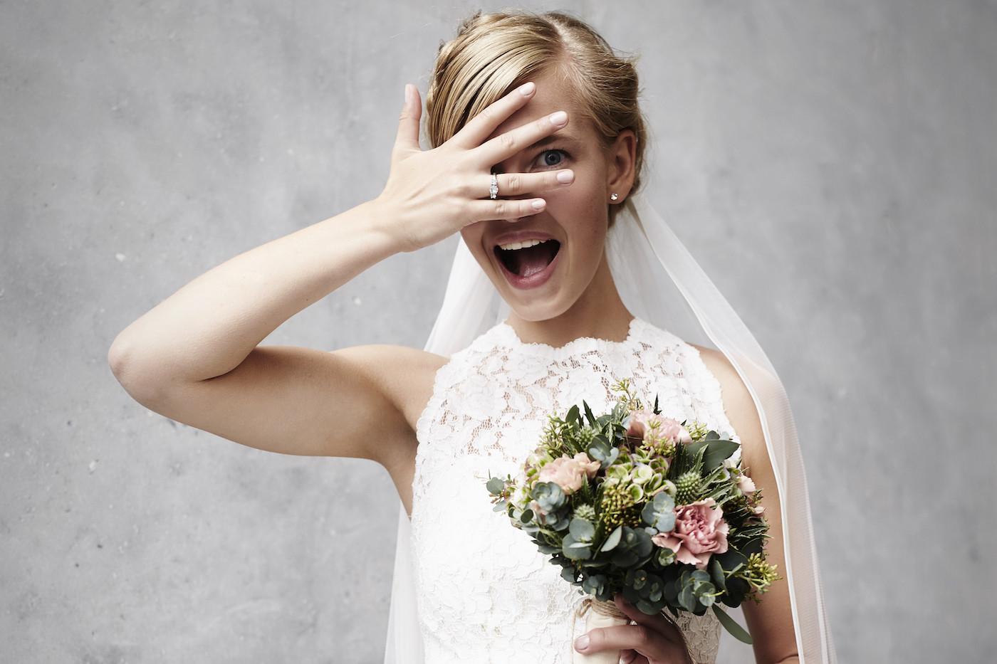 Brautentführung auf Hochzeit