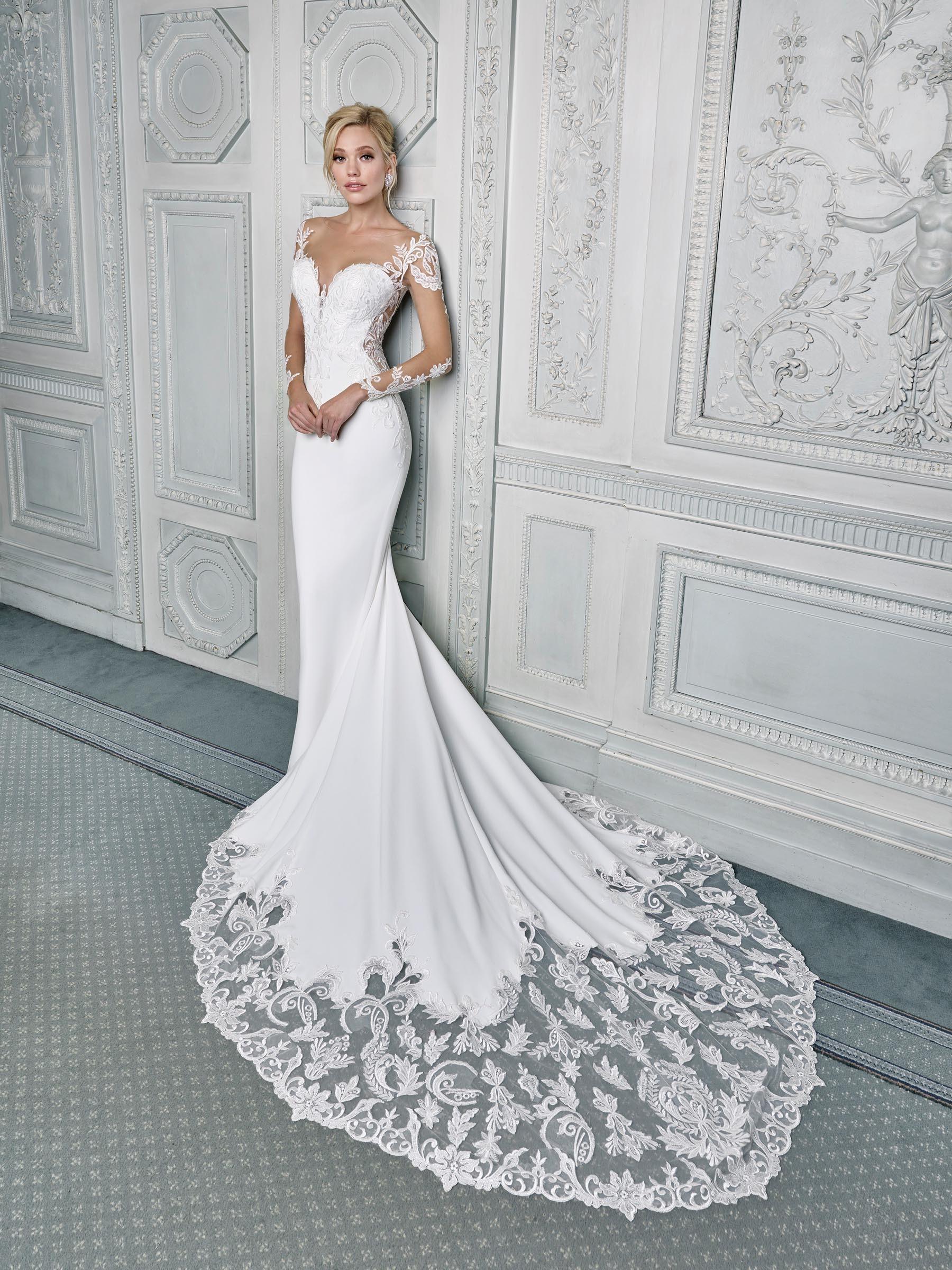 unglaubliche Preise auf Füßen Aufnahmen von neueste Brautkleider | Die schönsten Kleider & Trends 2019 entdecken ❤
