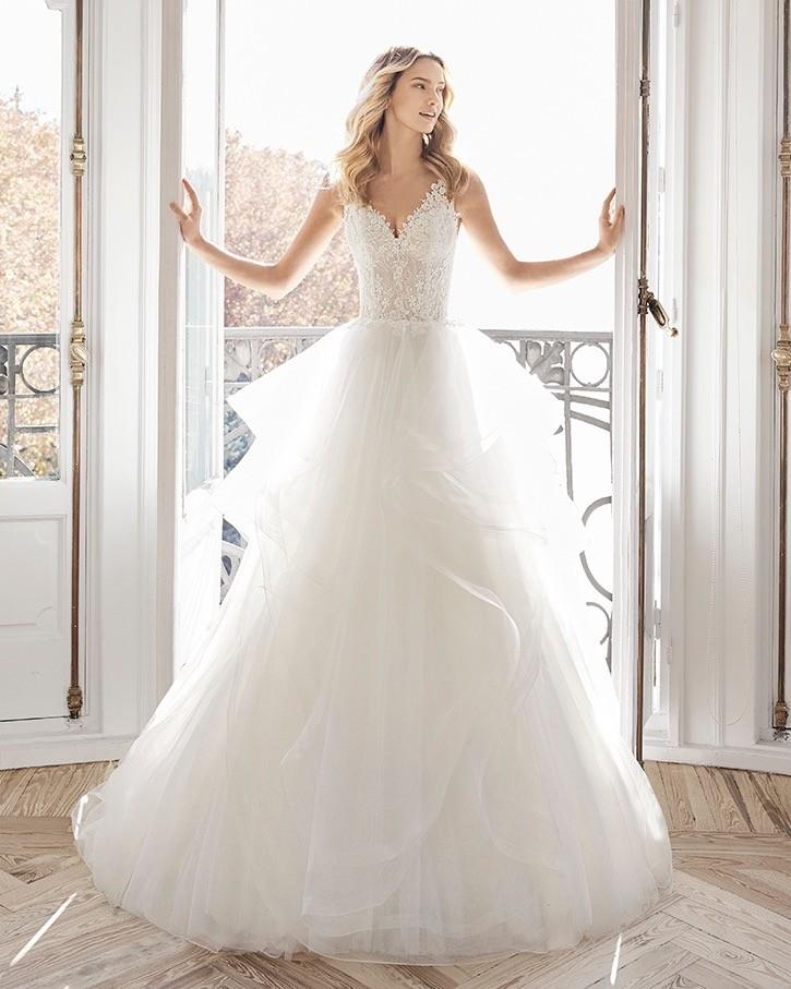 Brautkleider bei Hochzeitshaus Boos