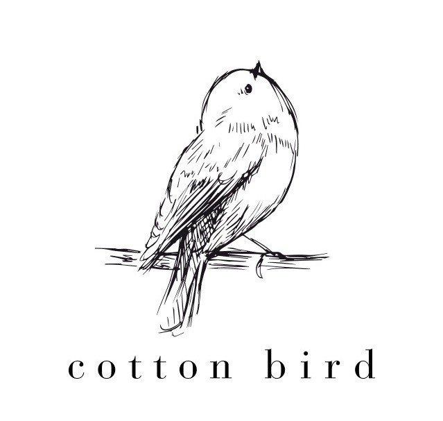 Hochzeitspapeterie von Cotton Bird