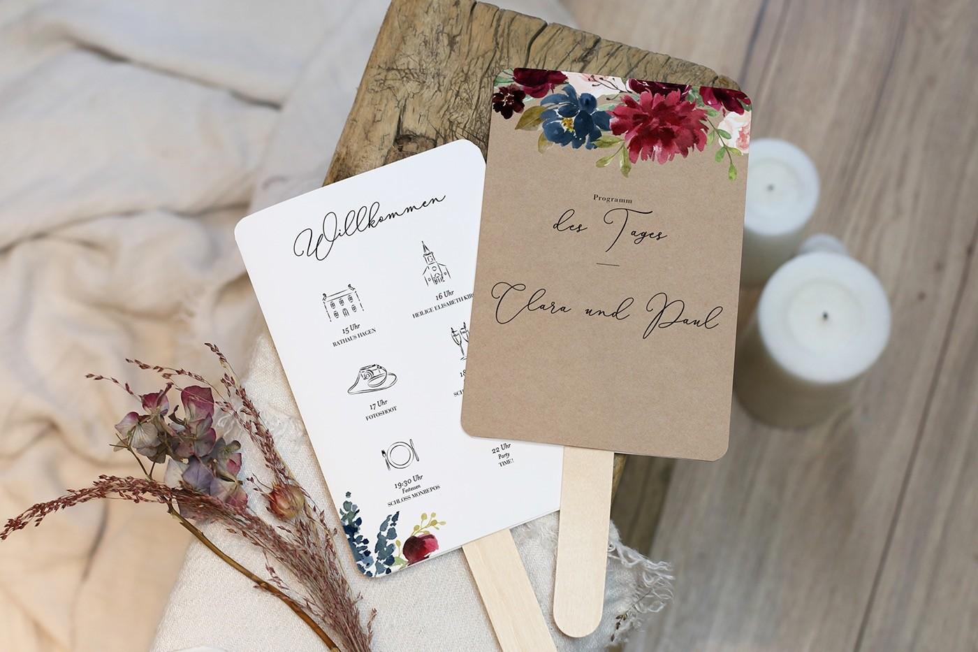 Cotton Bird Hochzeitspapeterie