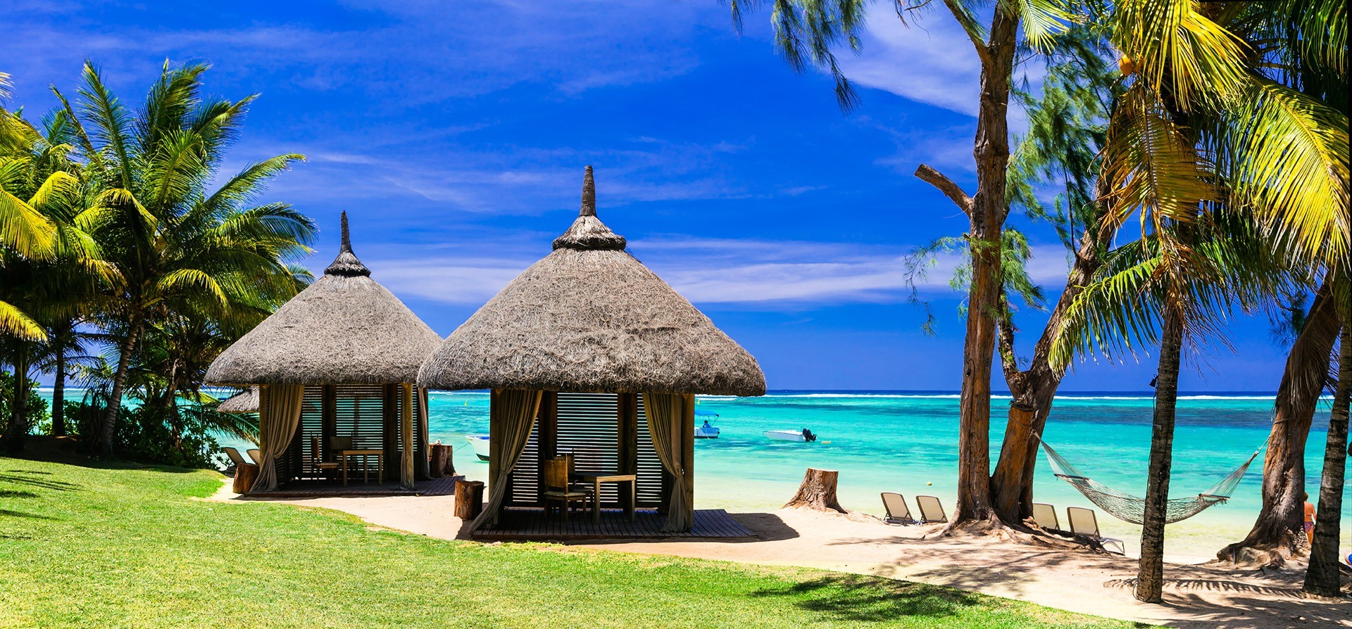 Flitterwochen in Mauritius