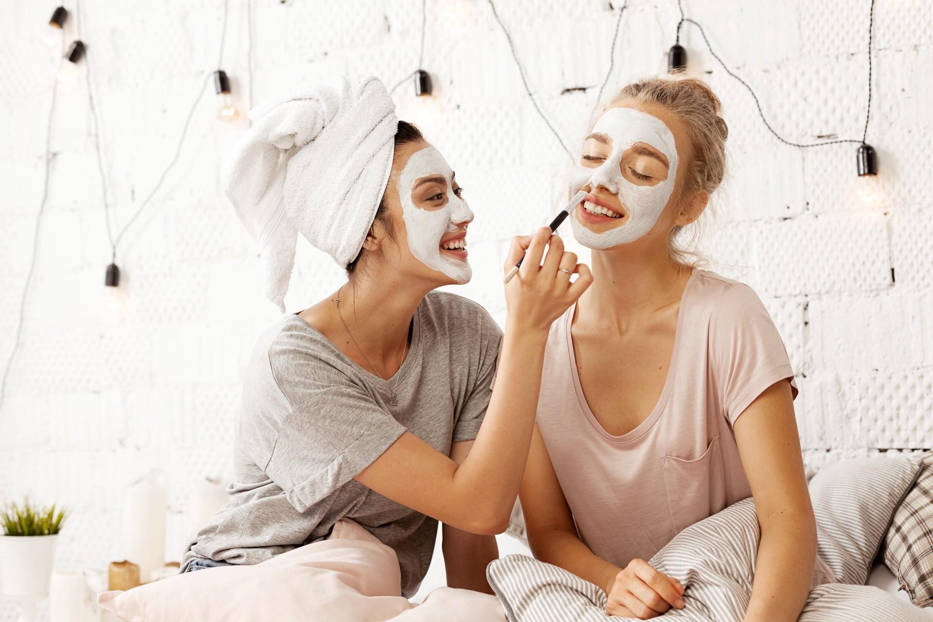 Wellness-Tag mit Peeling und Masken
