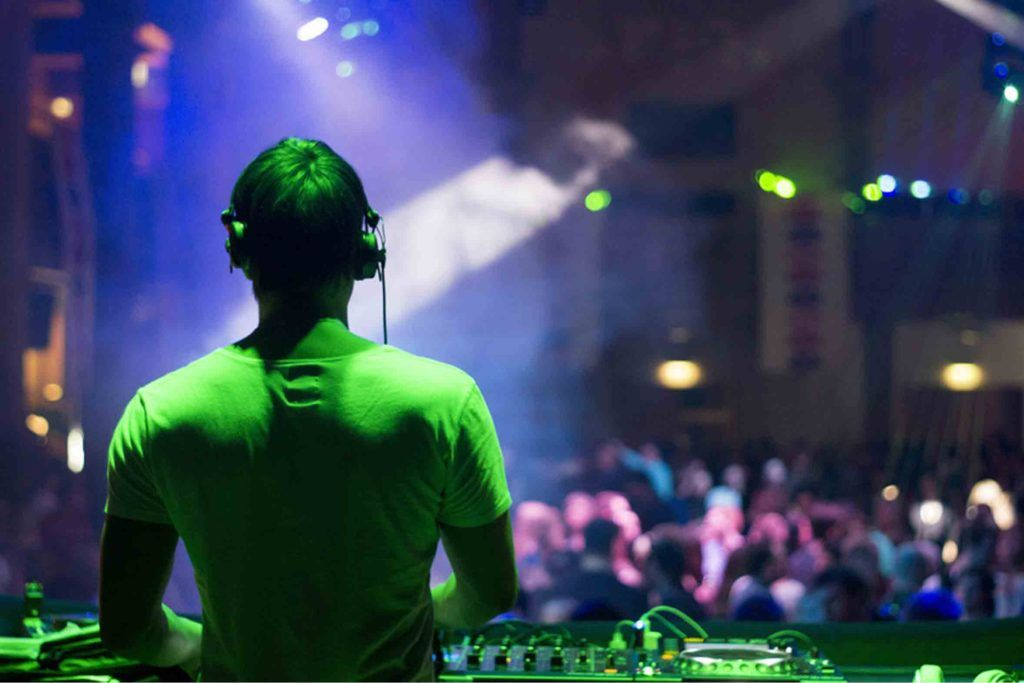 DJ für Hochzeitsfeier