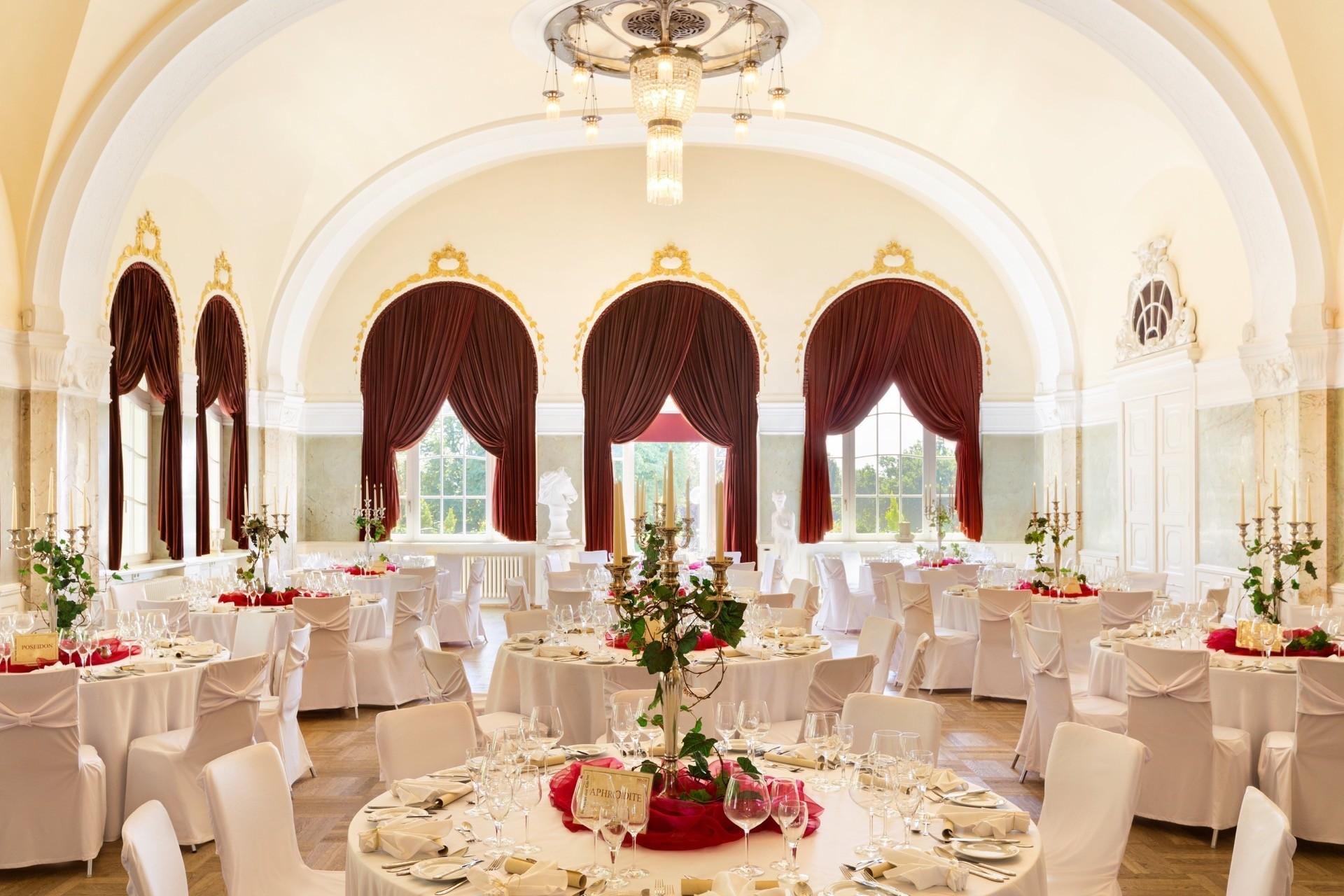 Hochzeitsfeier im Hotel Dolce Bad Nauheim