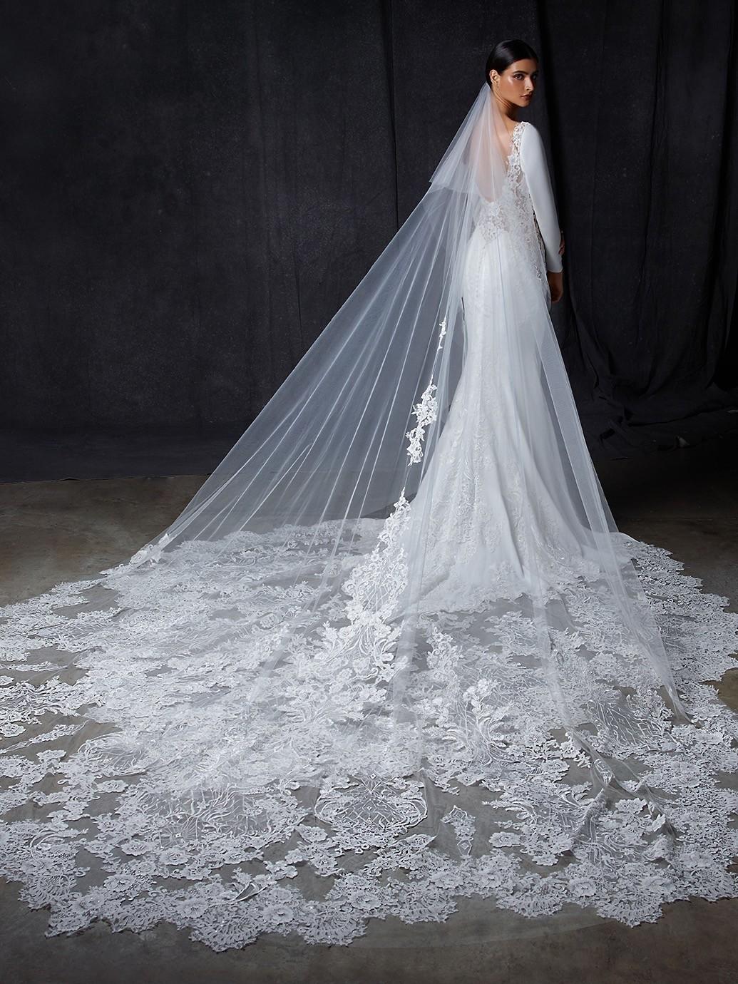 Brautkleid Modell Olena von Enzoani