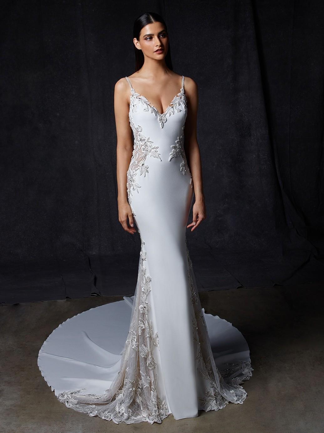 Brautkleid Modell Ozara aus der Enzoani Kollektion 2020