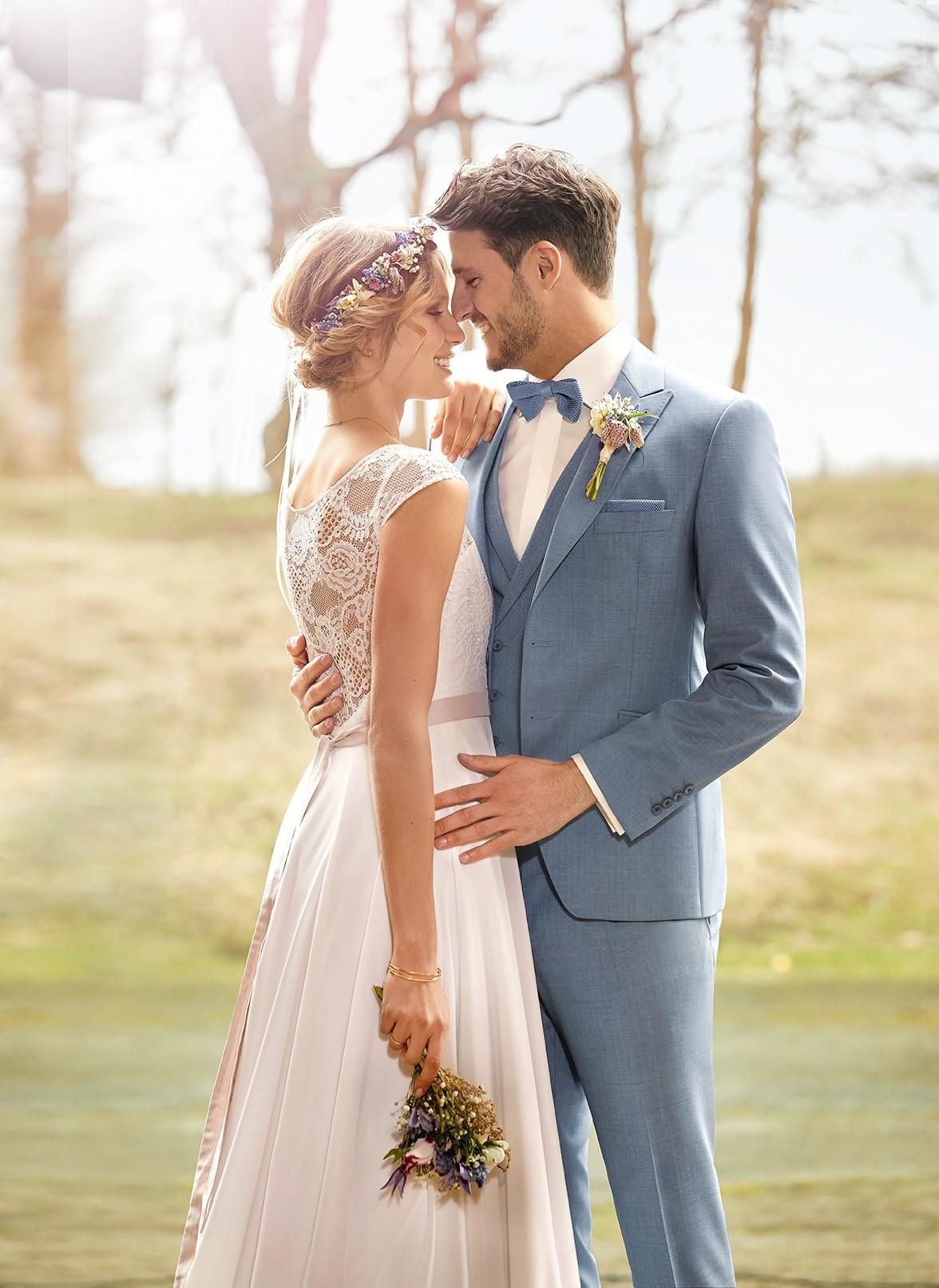 Brautkleider und Herrenanzüge im Haus der Braut & Gentleman