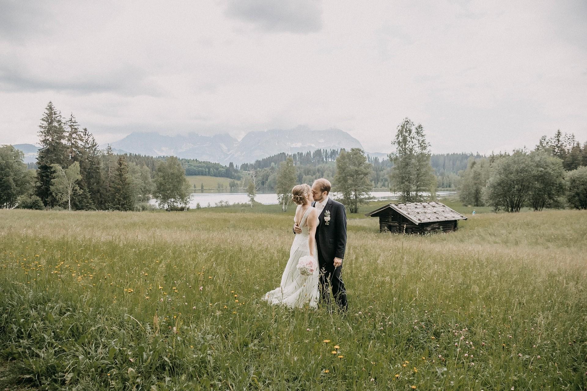 Heiraten in den Bergen in Kitzbühel