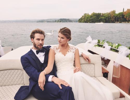 All Lago dell' Amore: Hochzeit am Gardasee