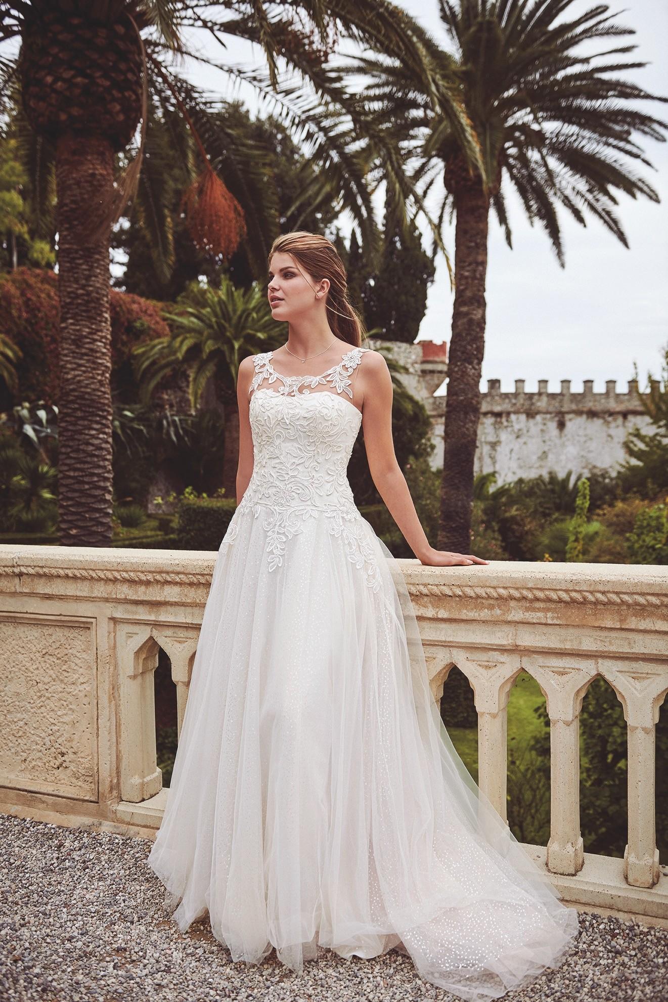 Brautkleid von Elizabeth / Mode de Pol