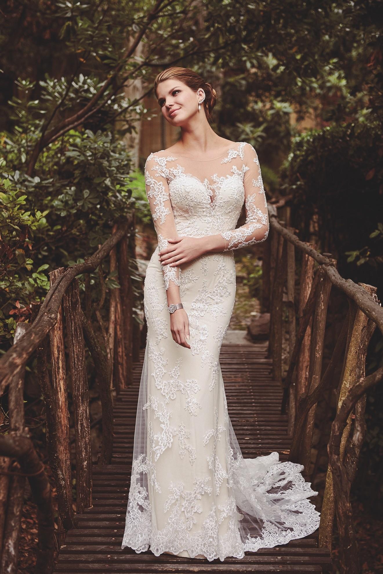 Brautkleid von Blue by Enzoani
