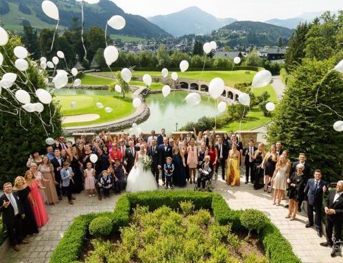 Hochzeit in den Kitzbüheler Alpen