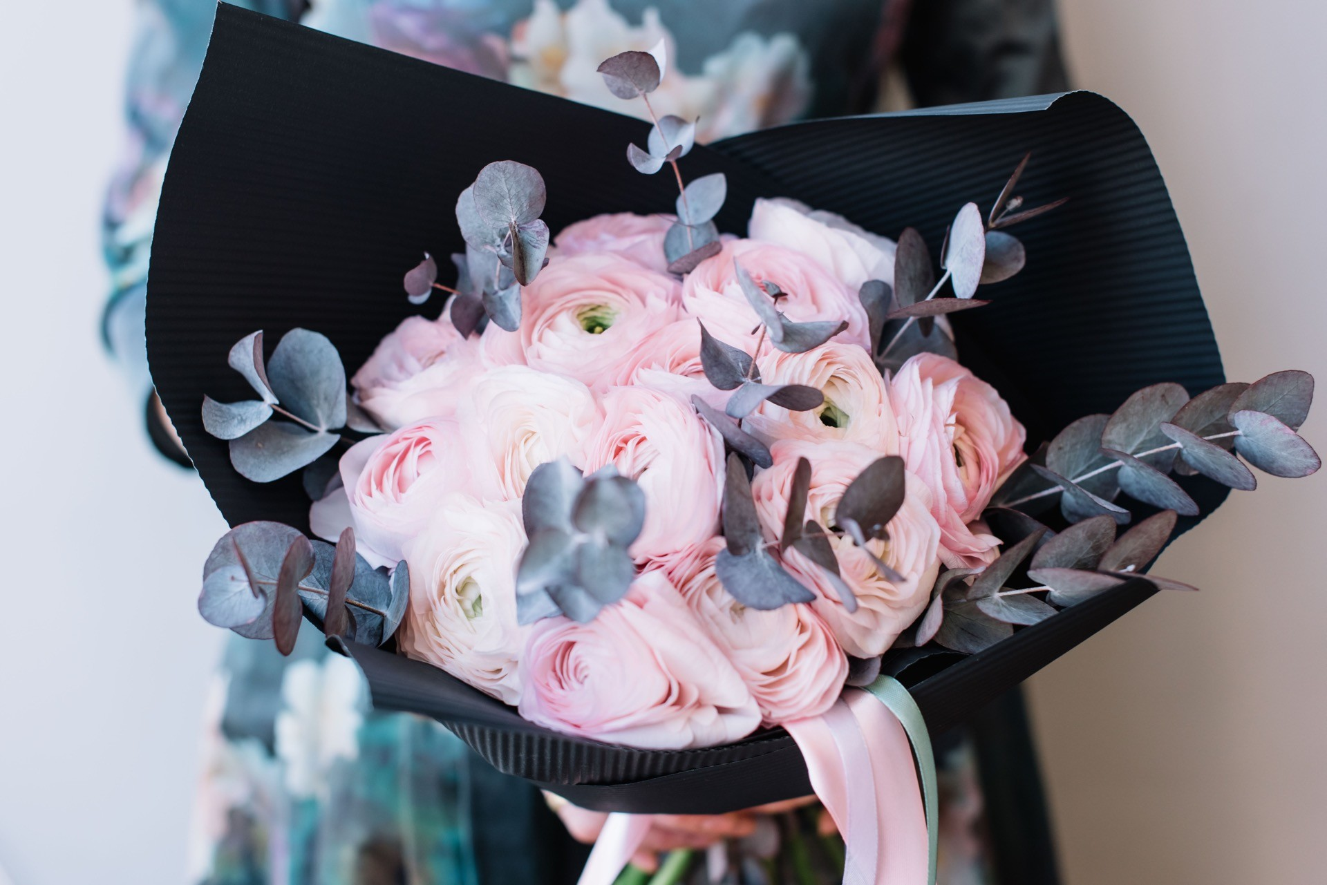 Hochzeitsblume Ranunkel