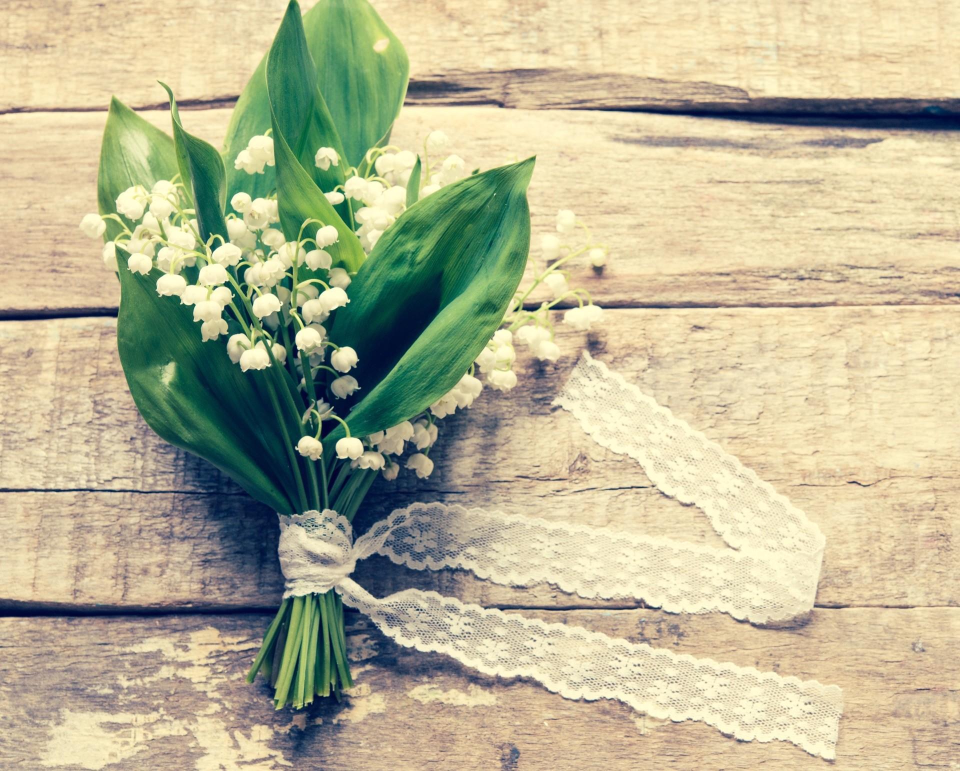 Hochzeitsblume Maiglöckchen