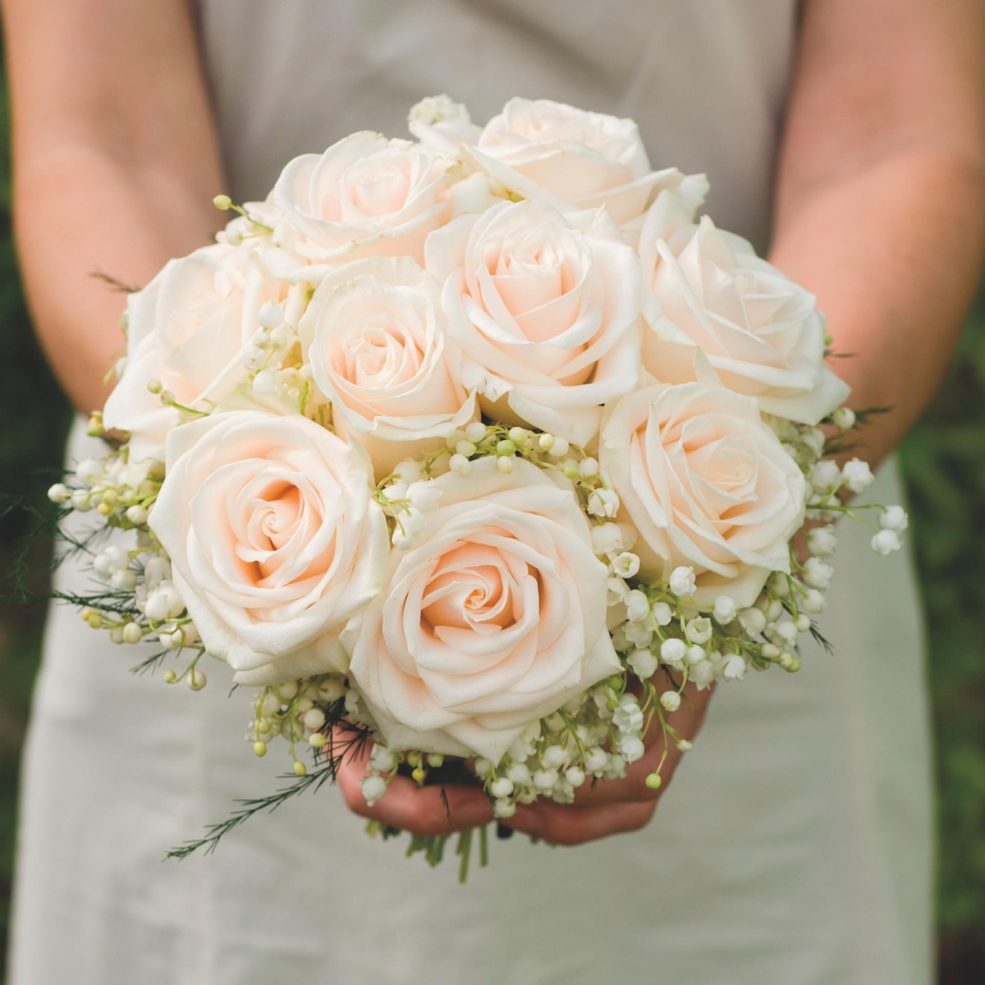 Hochzeitsblume Rose