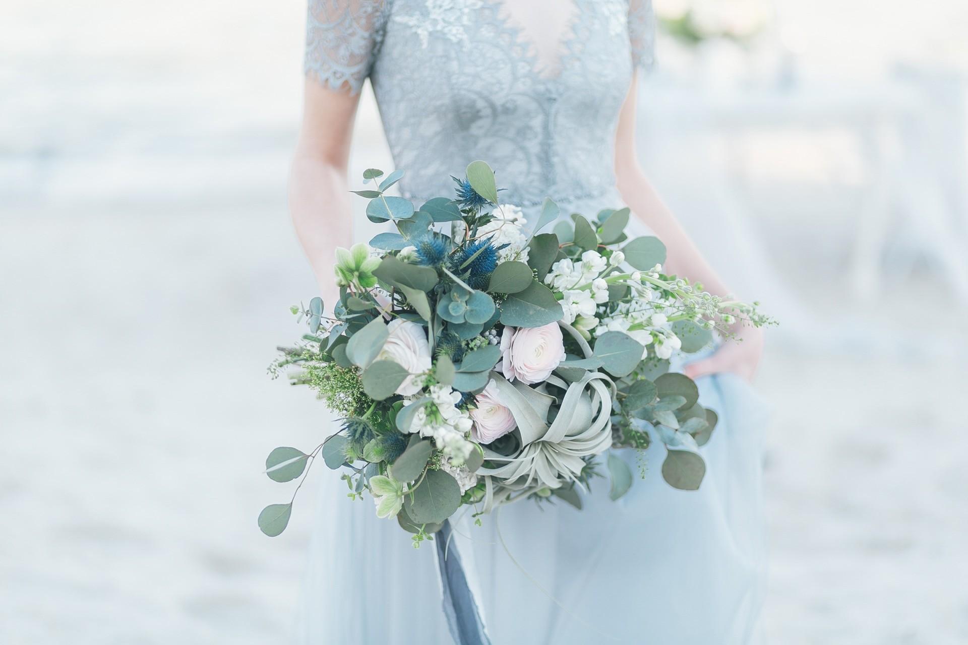 Hochzeitsblume Eukalyptus